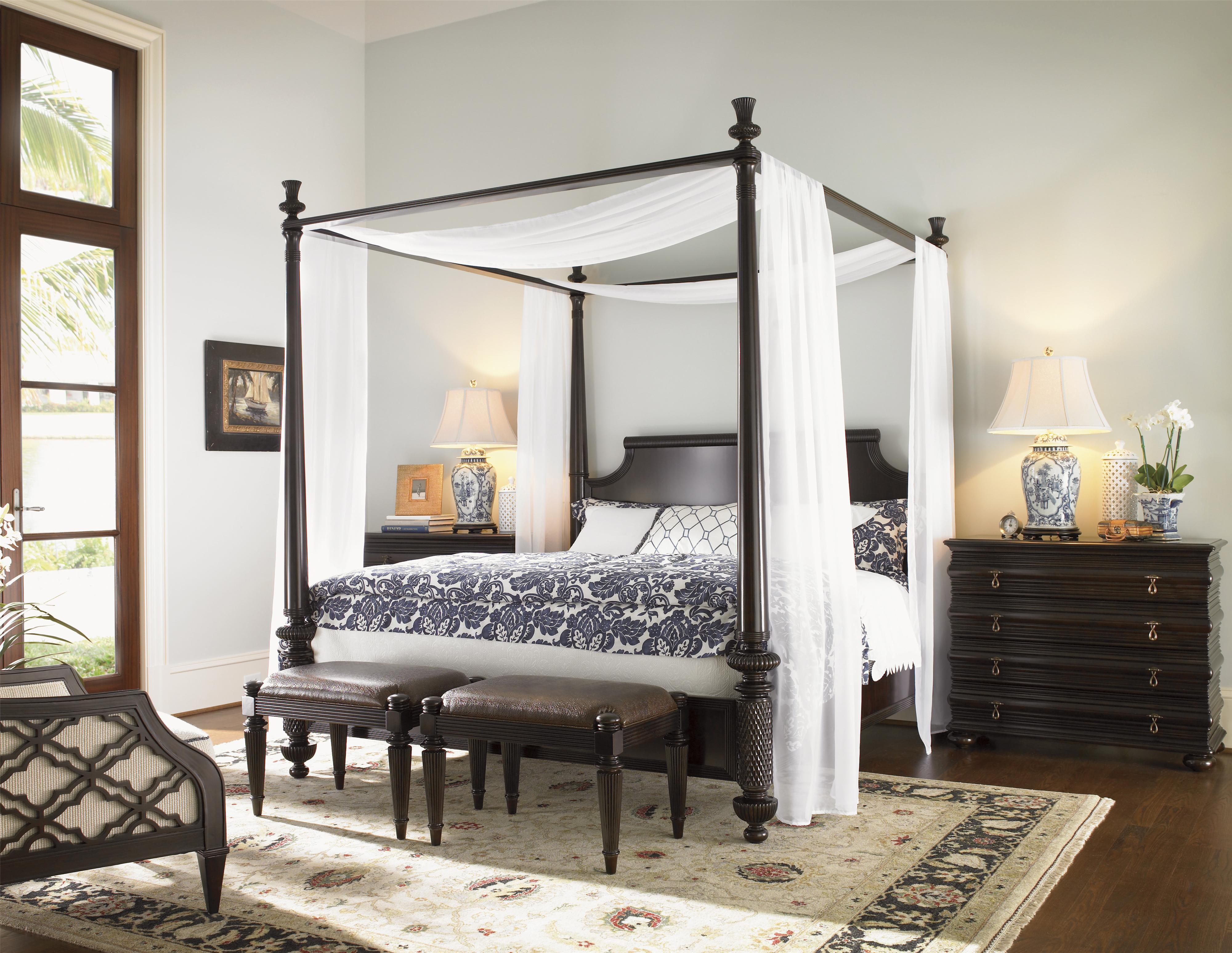 Royal Kahala King Bedroom Group by Tommy Bahama Home at Baer's Furniture