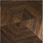 Kona Blend: A Combination Finish Exclusive to the Sugar & Lace Dining Table Base