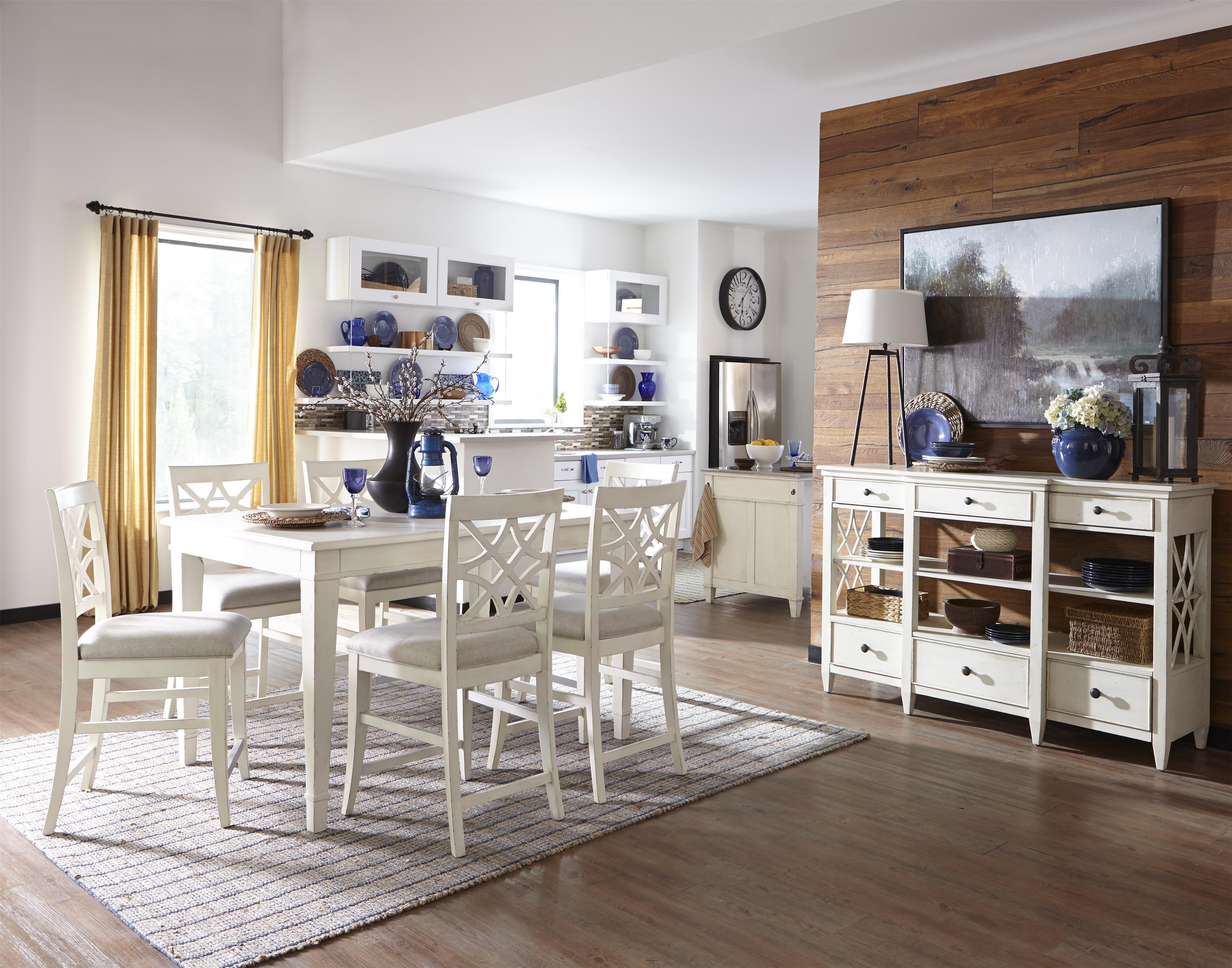Trisha Yearwood Home Formal Dining Room Group by Trisha Yearwood Home at Belfort Furniture