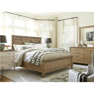 Universal Moderne Muse California King Bedroom Group