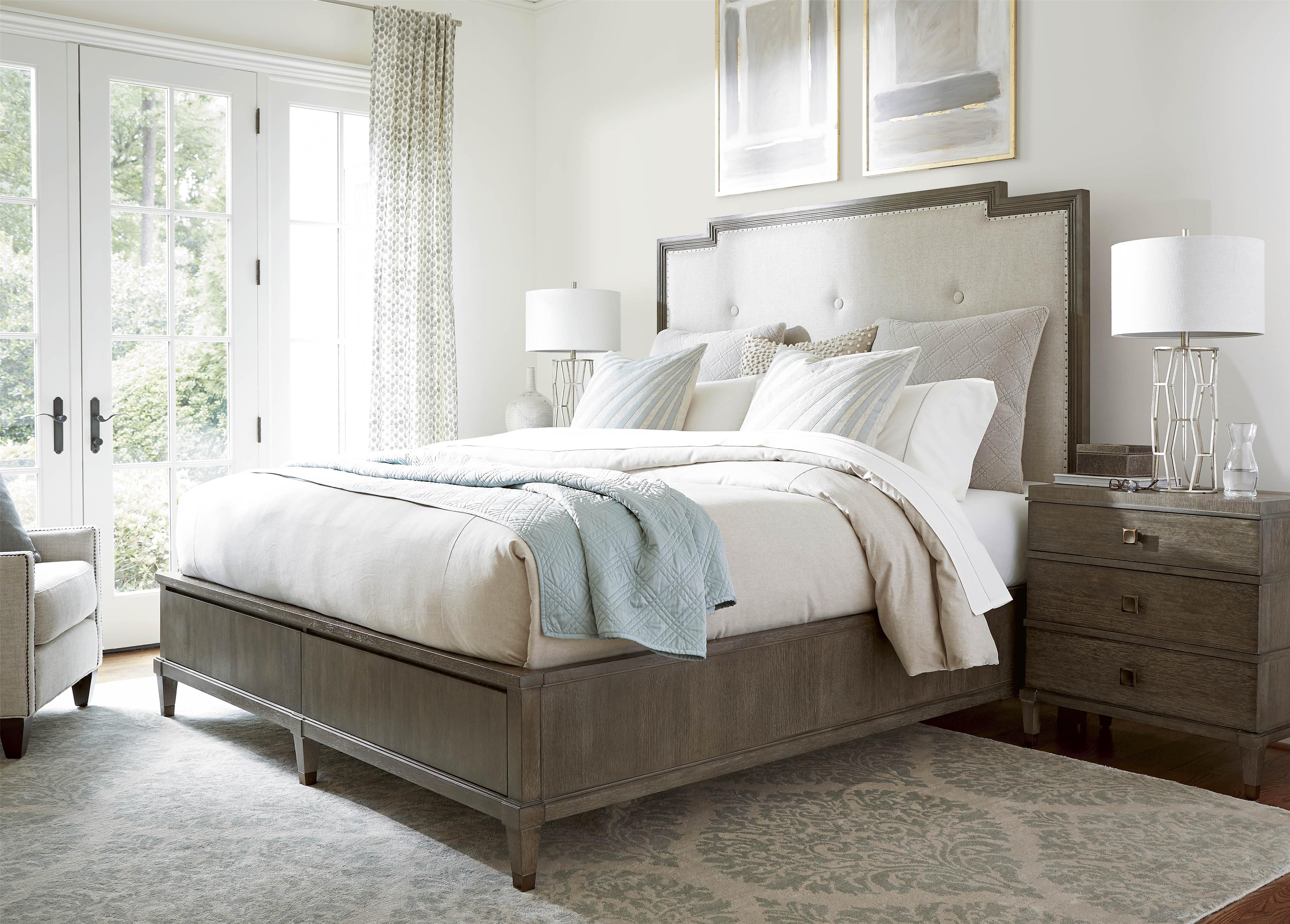 Playlist King Bedroom Group by Universal at Baer's Furniture