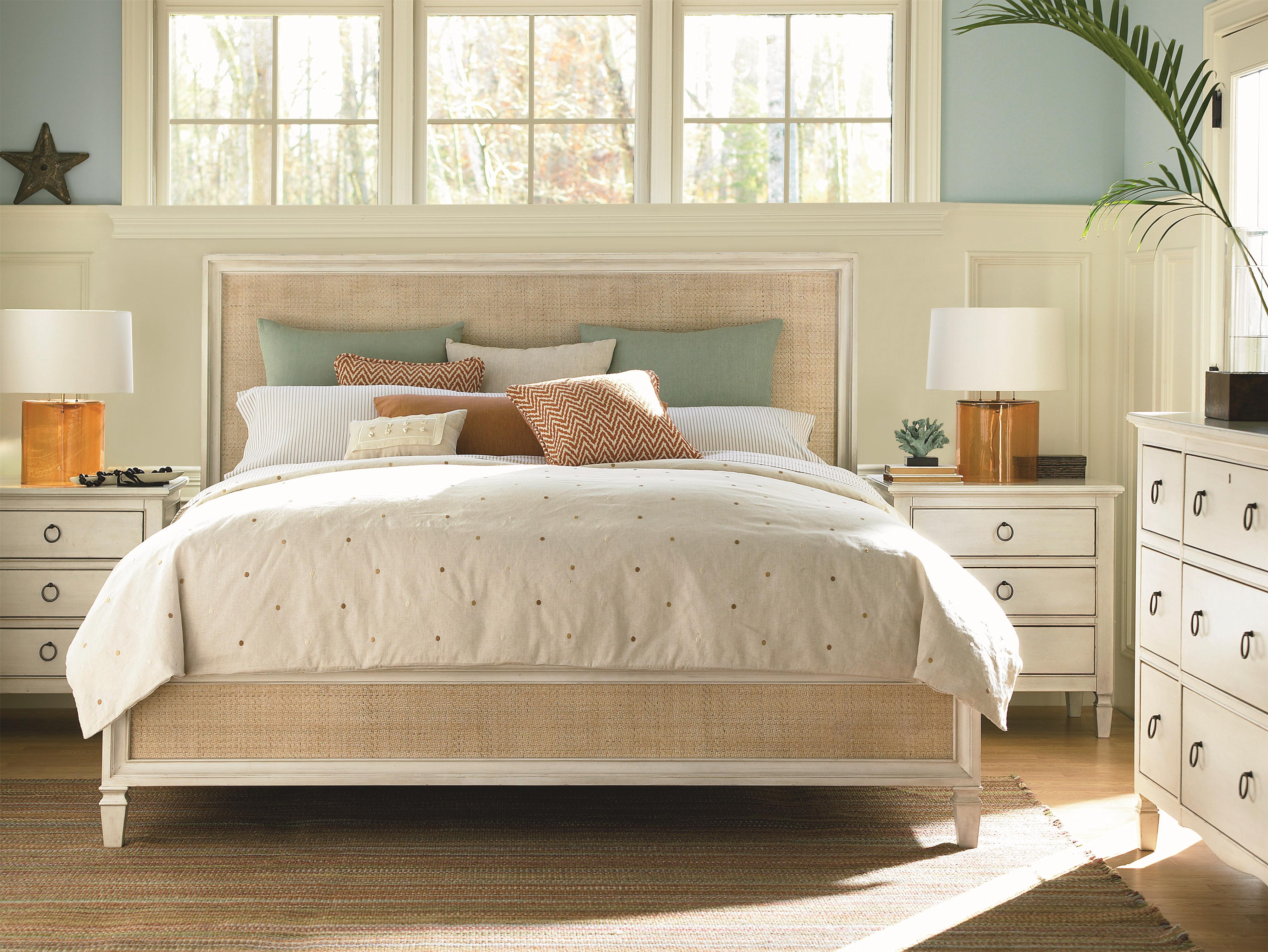 Summer Hill Queen Bedroom Group by Universal at Baer's Furniture
