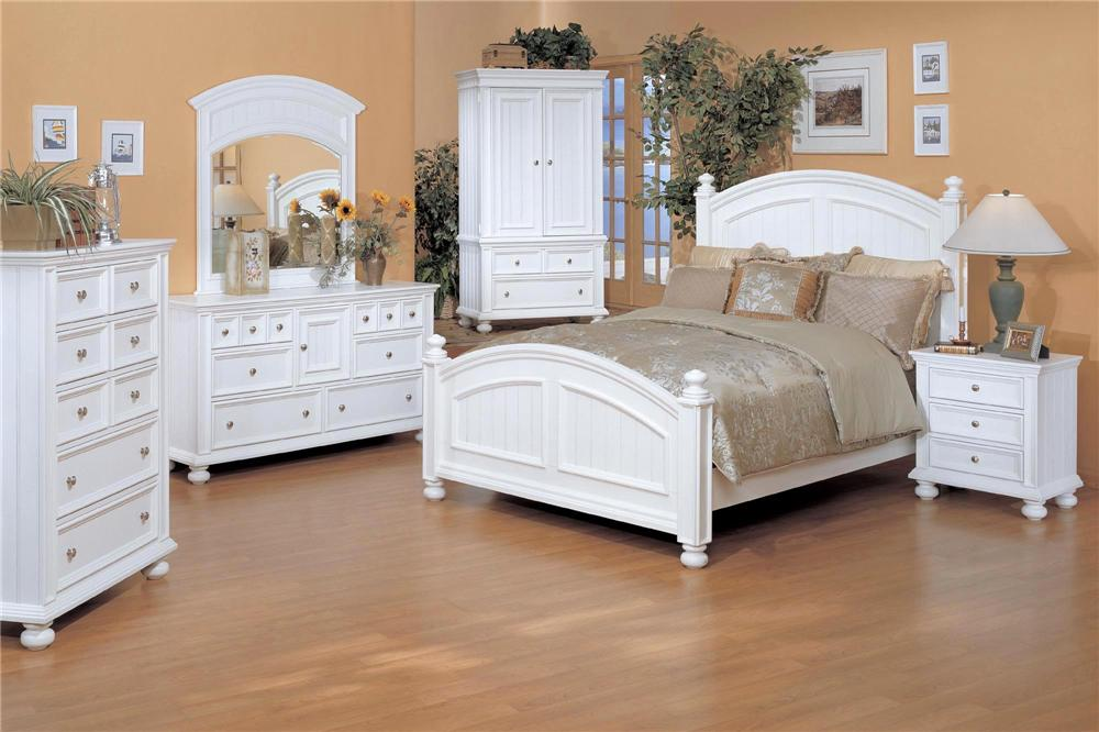 Cape Cod  King Bedroom Group by Winners Only at Crowley Furniture & Mattress