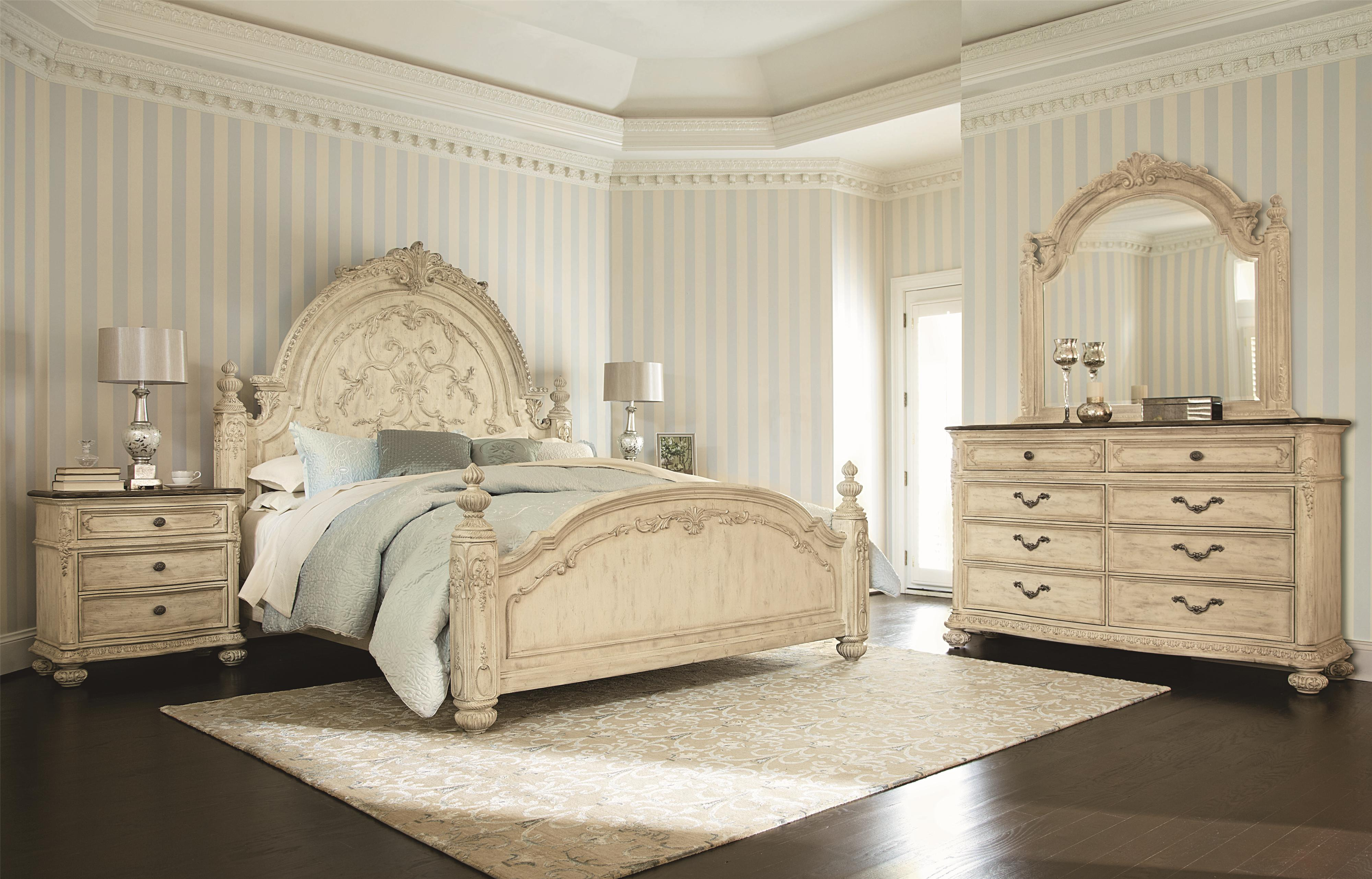 Jessica mcclintock home the boutique collection 217w by american drew stoney creek for American drew oak bedroom furniture