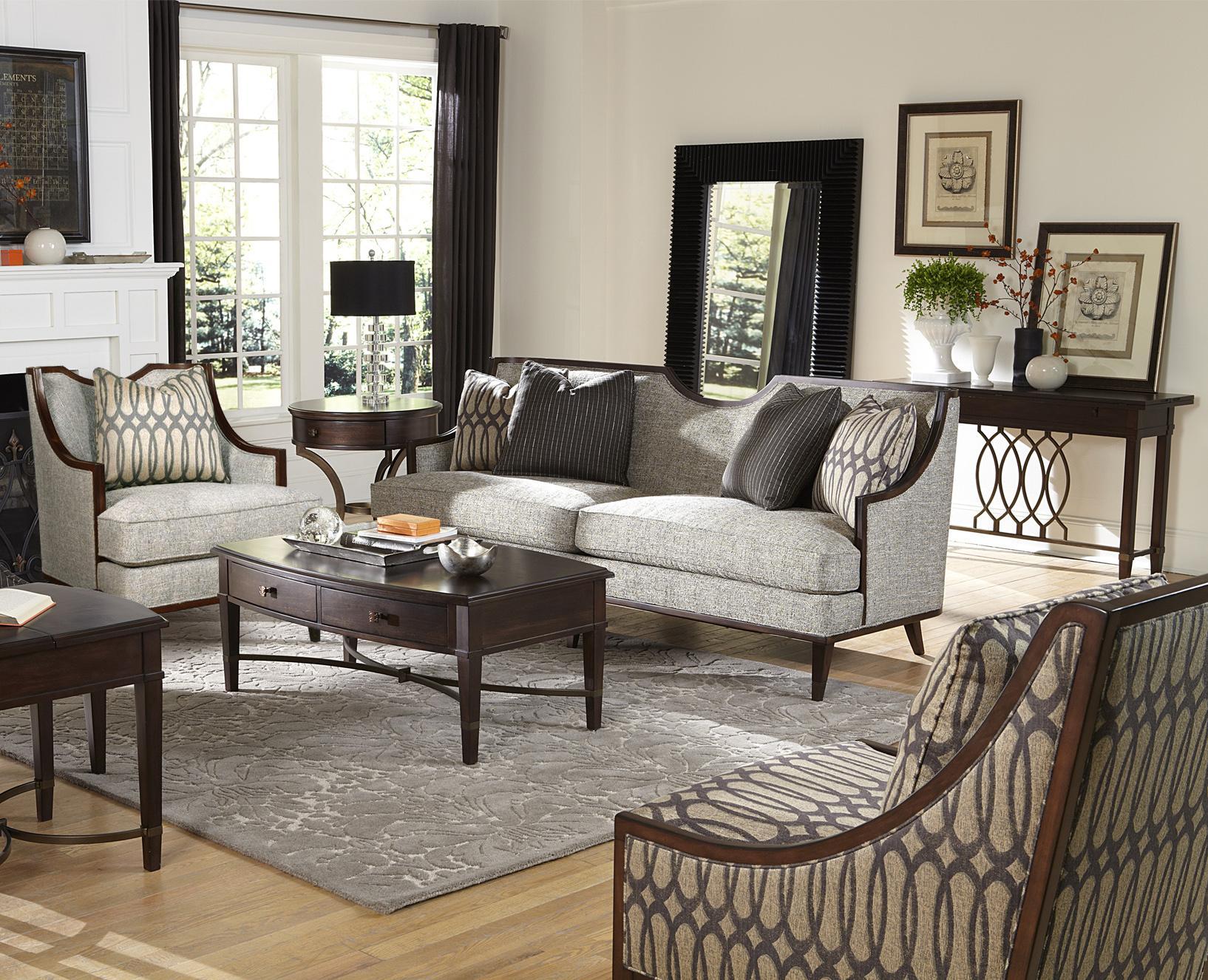 A R T Furniture Inc Harper Mineral Stationary Living
