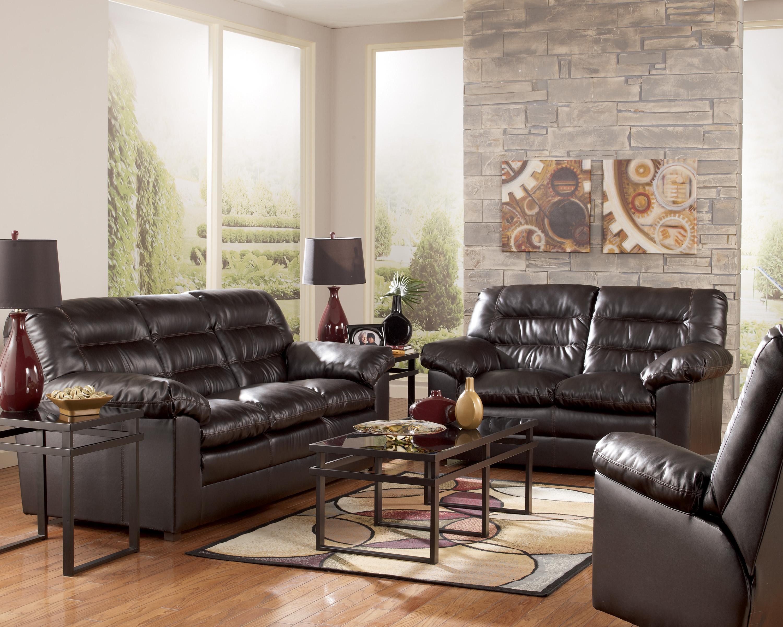 Millennium Knox DuraBlend Coffee Stationary Living Room