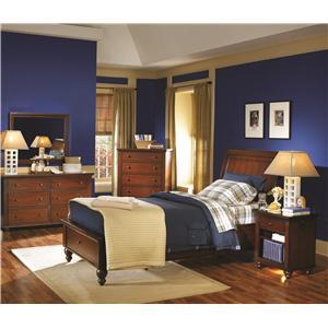 Cambridge Cb Bch By Aspenhome Conlin S Furniture Aspenhome Cambridge Dealer