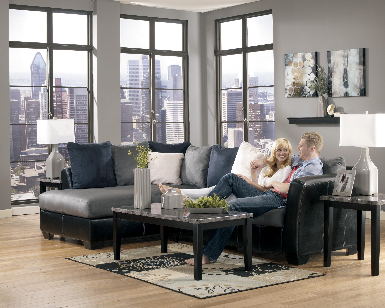 Masoli cobblestone sofa and loveseat refil sofa Ashley home furniture jakarta