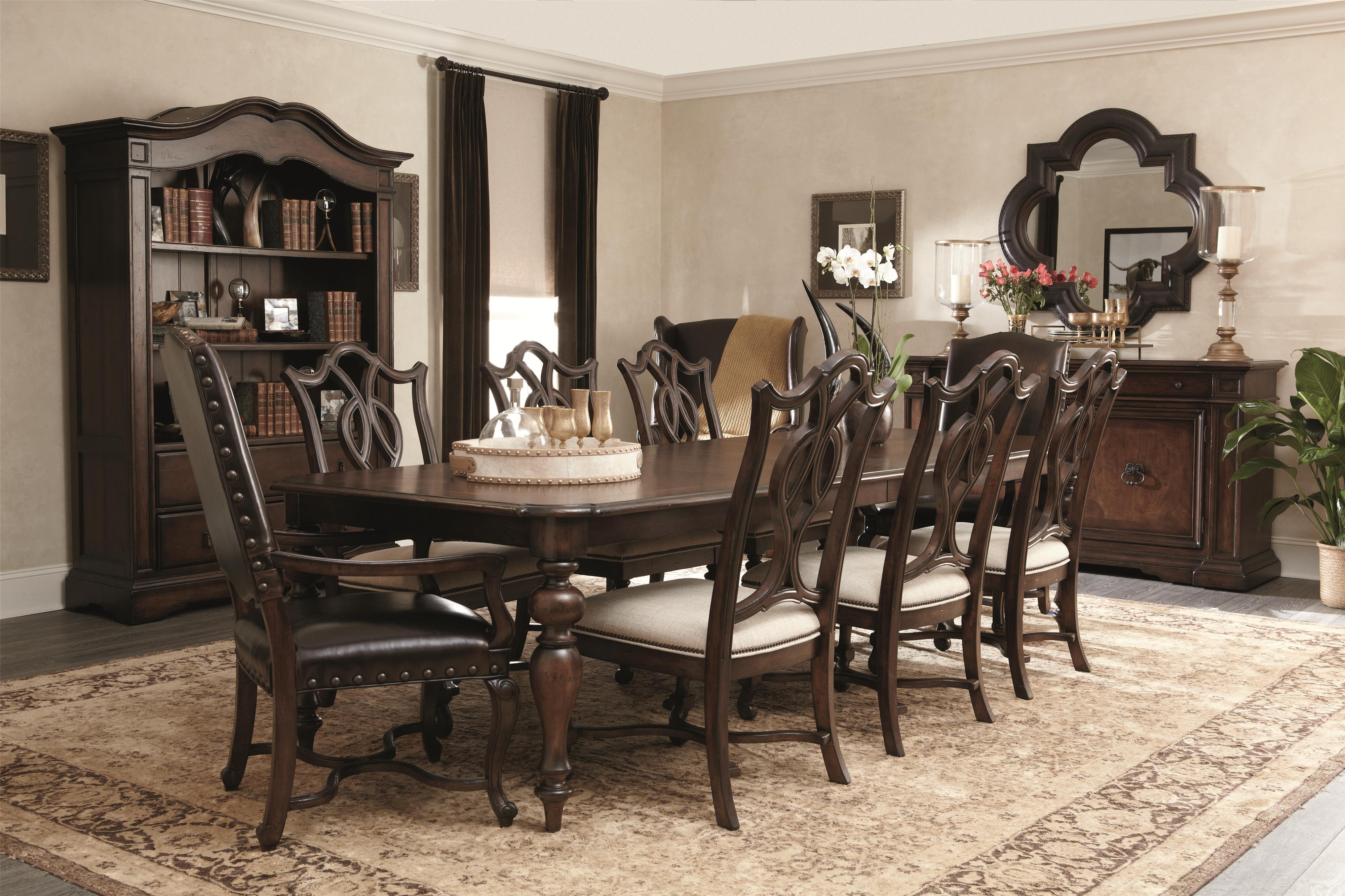 Pleasing Bernhardt Paris Collection Dining Room Zt78 Roccommunity Home Interior And Landscaping Ferensignezvosmurscom
