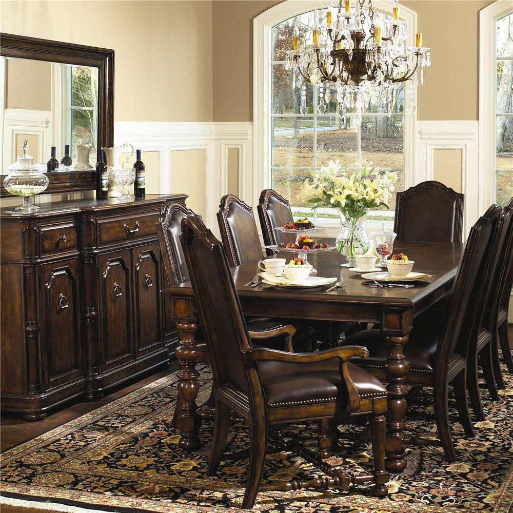 Dining Collections: Normandie Manor (317) By Bernhardt