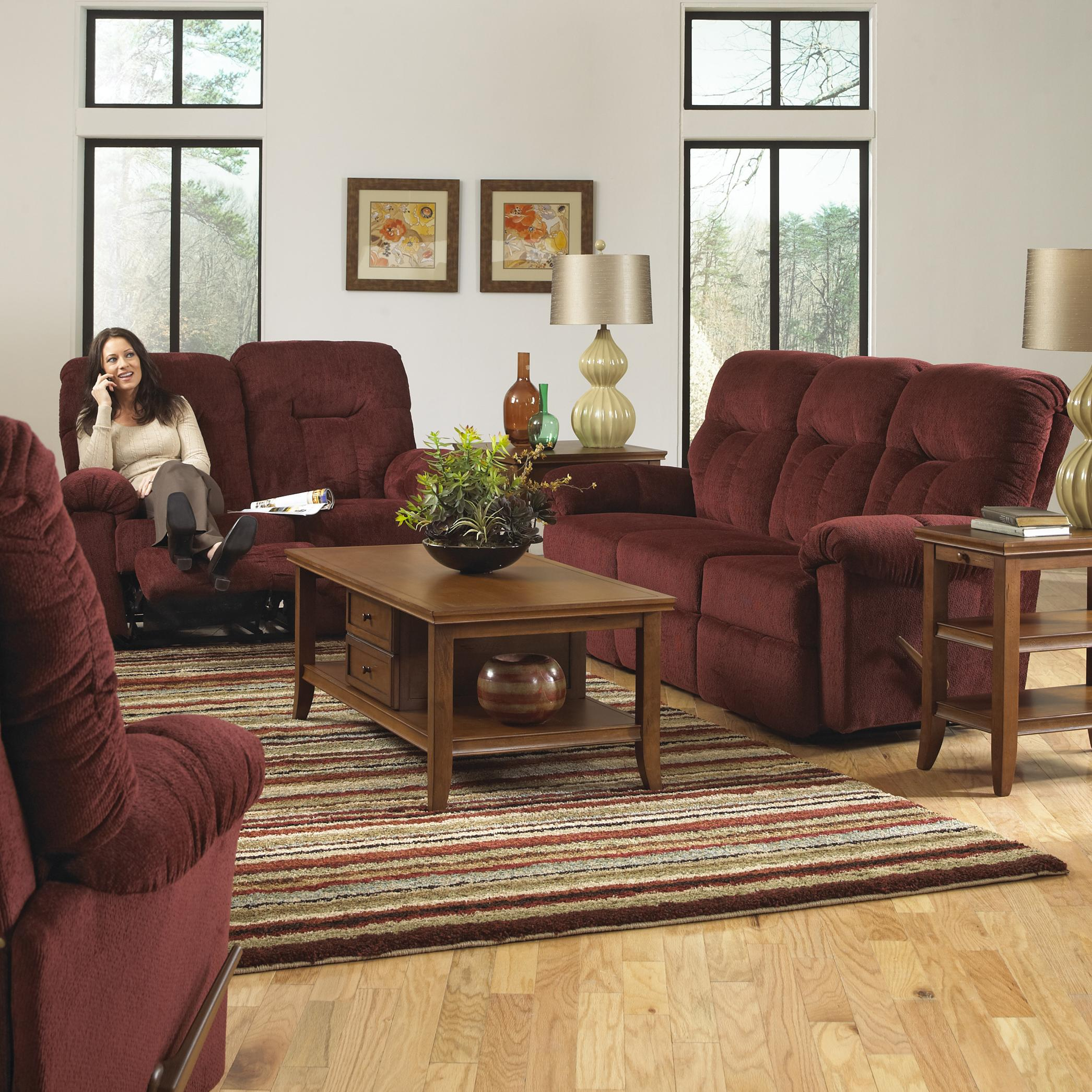 Best Home Furnishings Ares Reclining Living Room Group Olinde 39 S Furniture Reclining Living