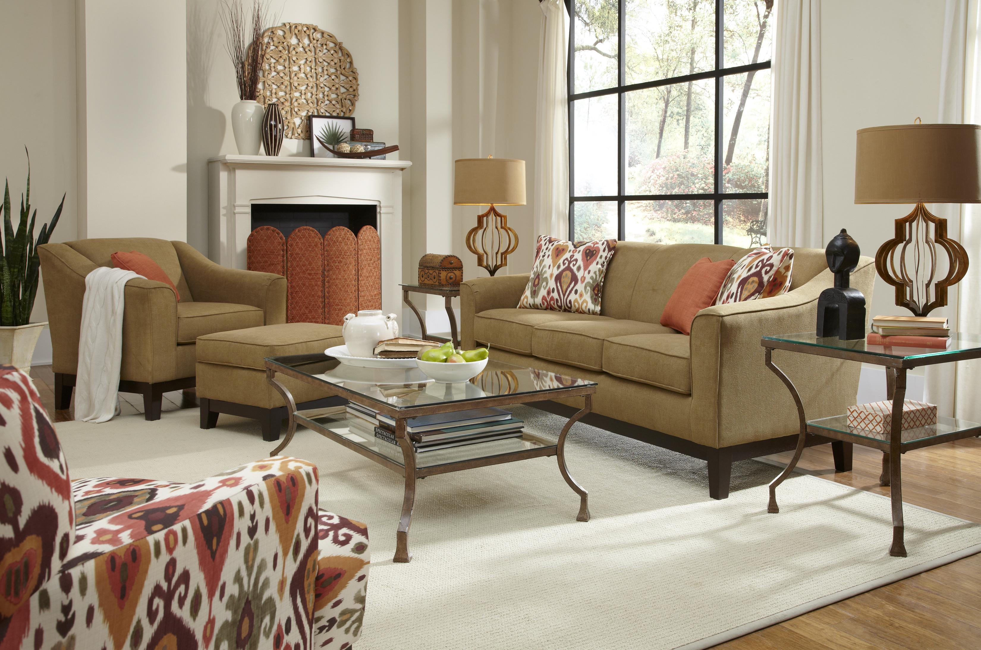 Best Home Furnishings Emeline Stationary Living Room Group  Hudsons Furniture  Upholstery Group