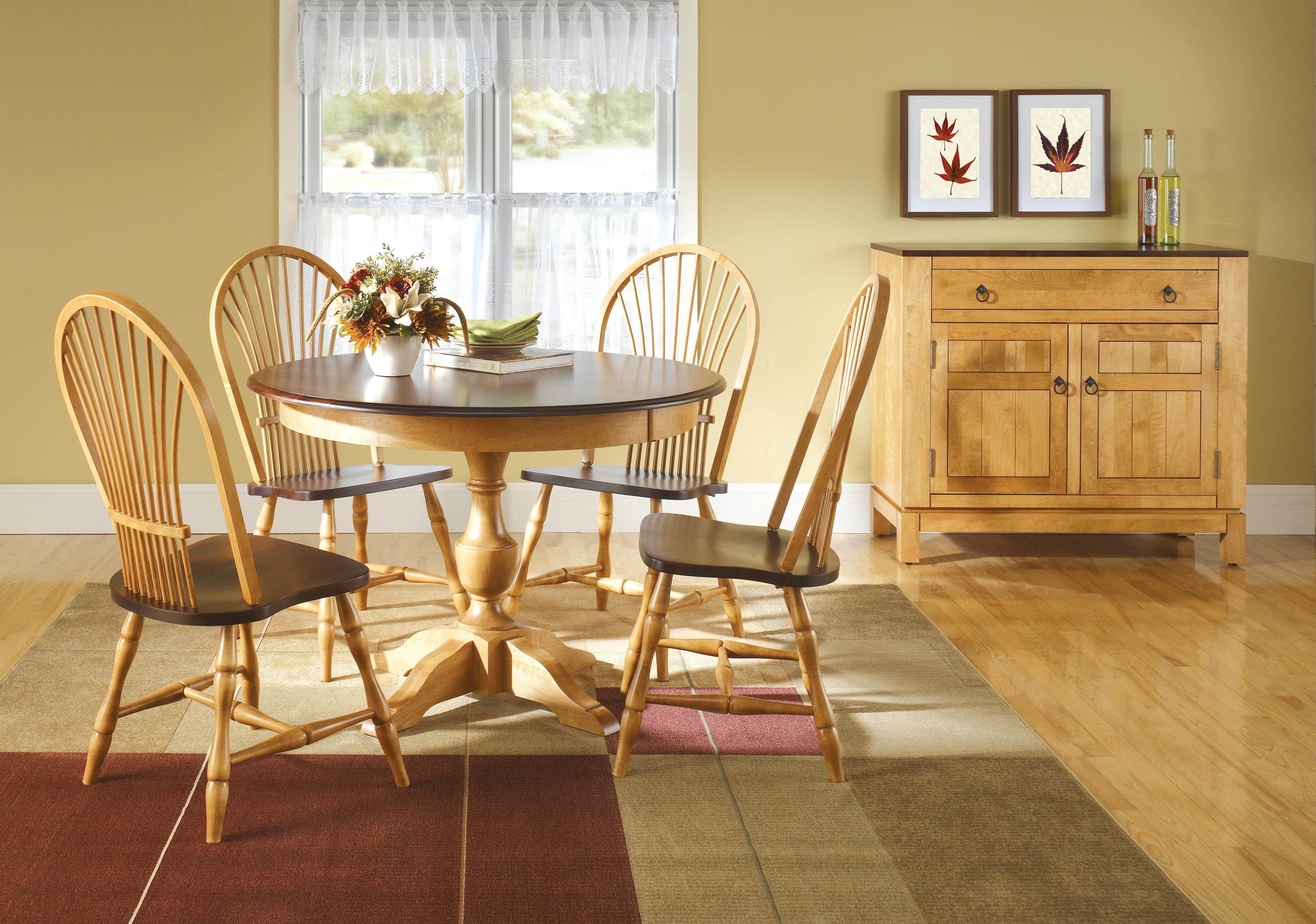 canadel custom dining casual dining room group john v schultz furniture casual dining room. Black Bedroom Furniture Sets. Home Design Ideas