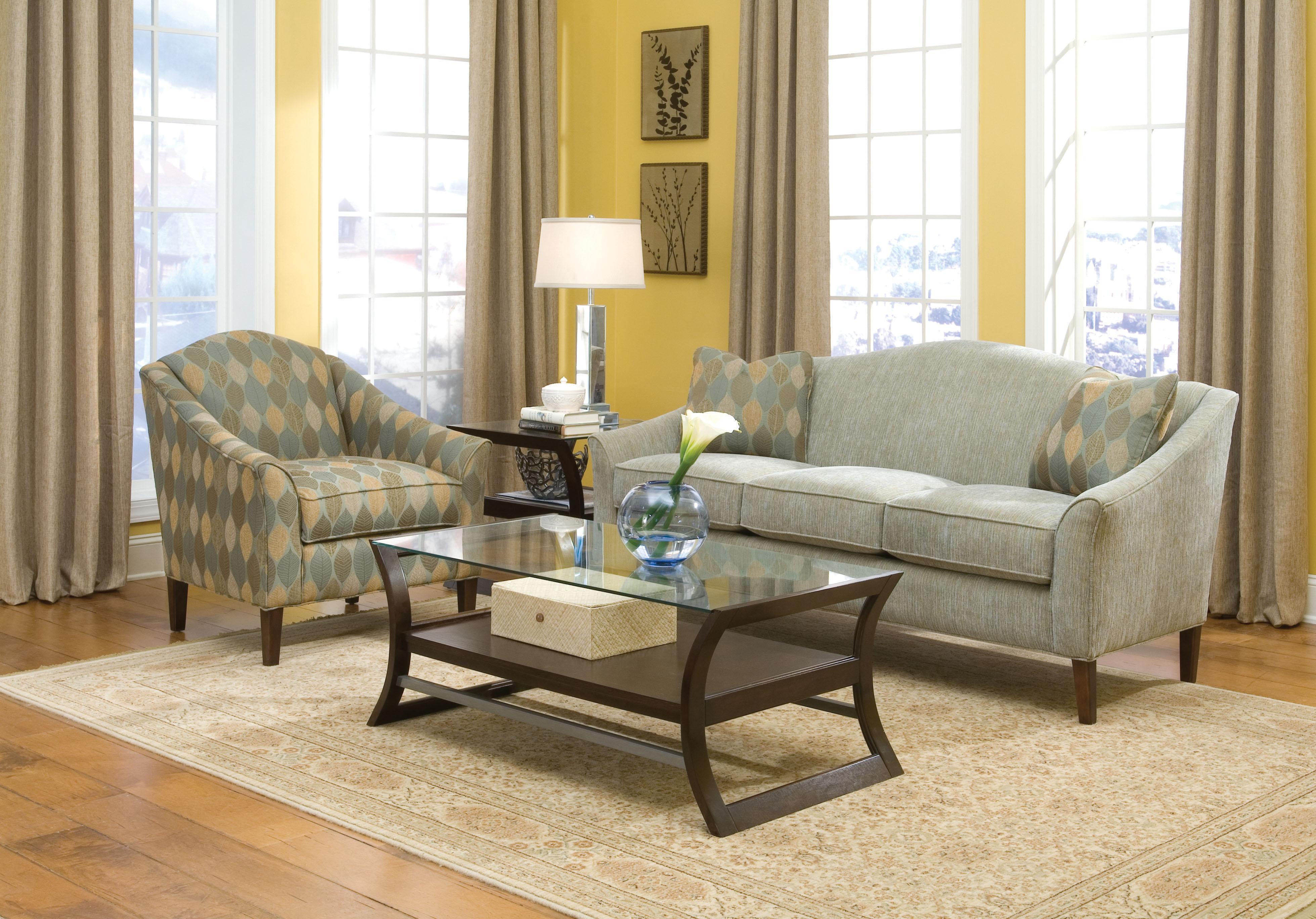 Fairfield 2710 Stationary Living Room Group Olinde 39 S