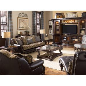 Fairmont designs grand estates 7 piece table and chair set dream home furniture dining 7 or for Fairmont designs bedroom furniture sets