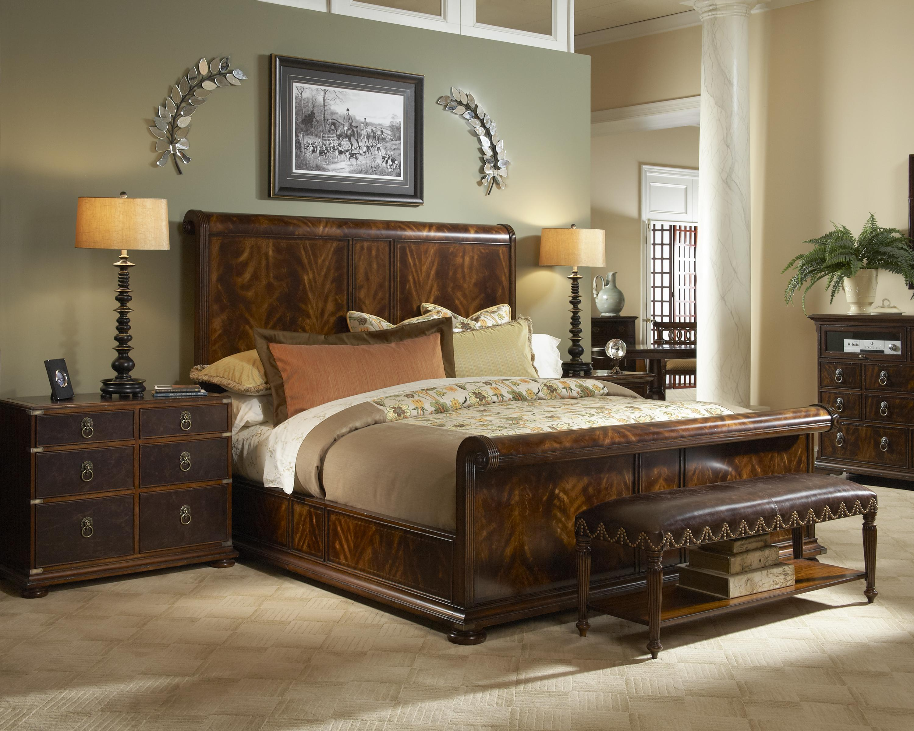 Hyde Park California King Bedroom Group By Fine Furniture Design Wolf Furniture