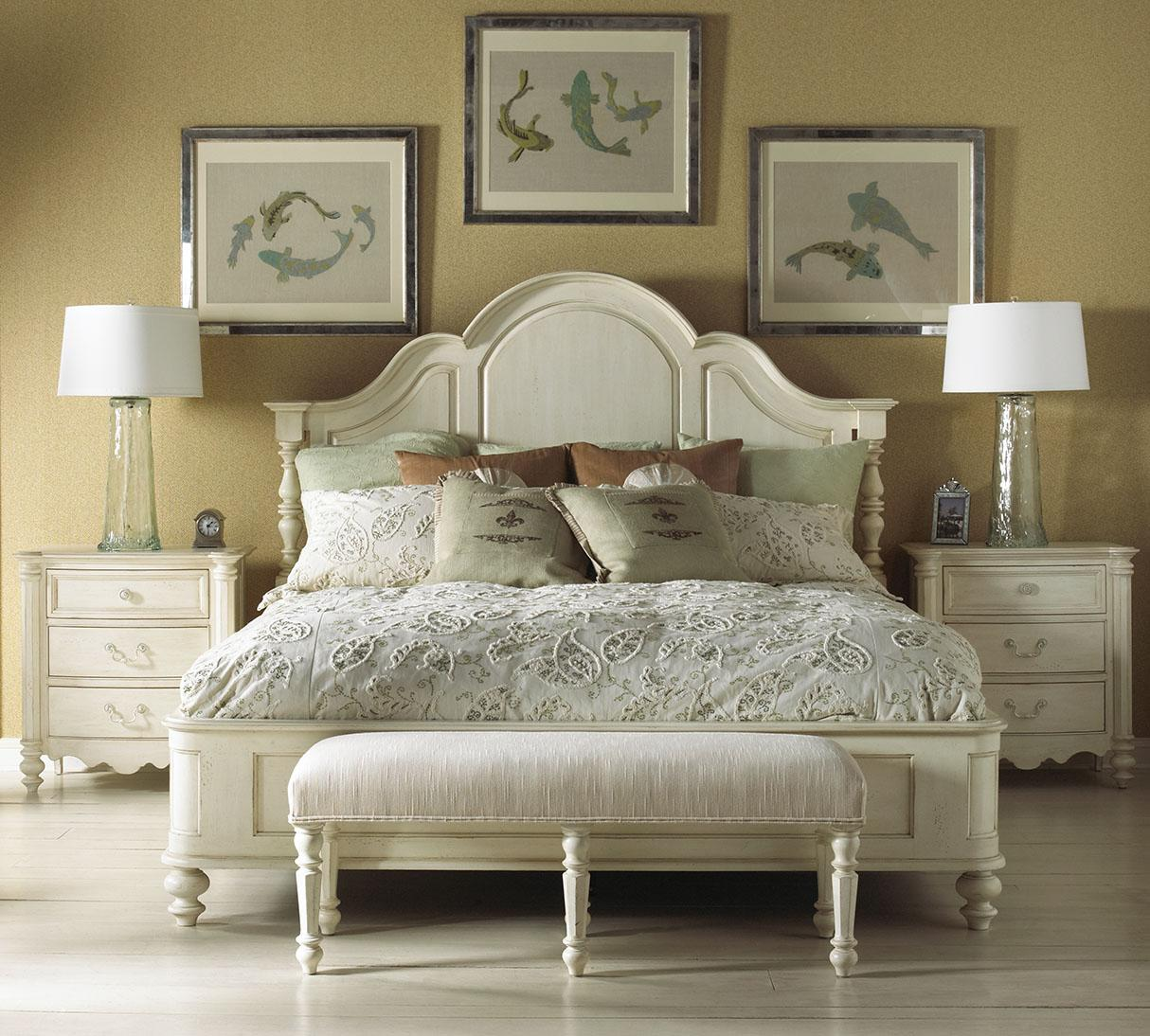 summer home california king bedroom group by fine furniture design wolf furniture