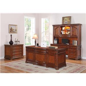 King bedroom group cordoba by flexsteel wynwood collection wilcox furniture bedroom groups for Wynwood furniture bedroom set cordoba