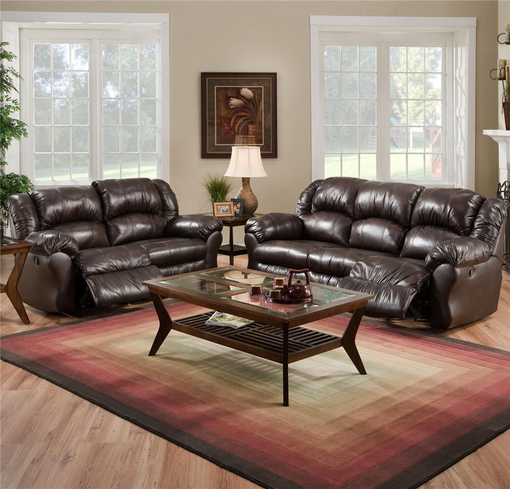 Franklin 691 Reclining Living Room Group Olinde 39 S