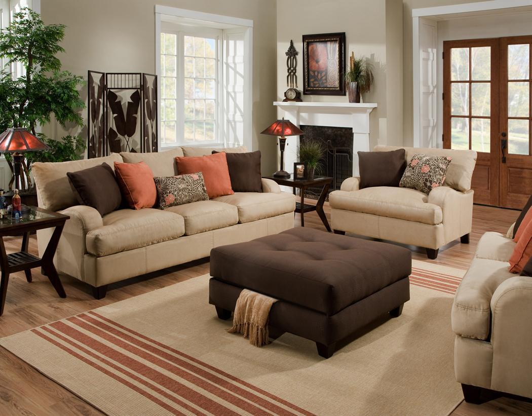 Franklin 809 Stationary Living Room Group Olinde 39 S