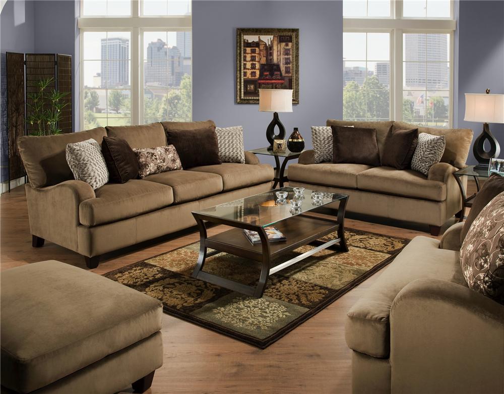 Franklin 809 Stationary Living Room Group Olinde 39 S Furniture Upholstery Group