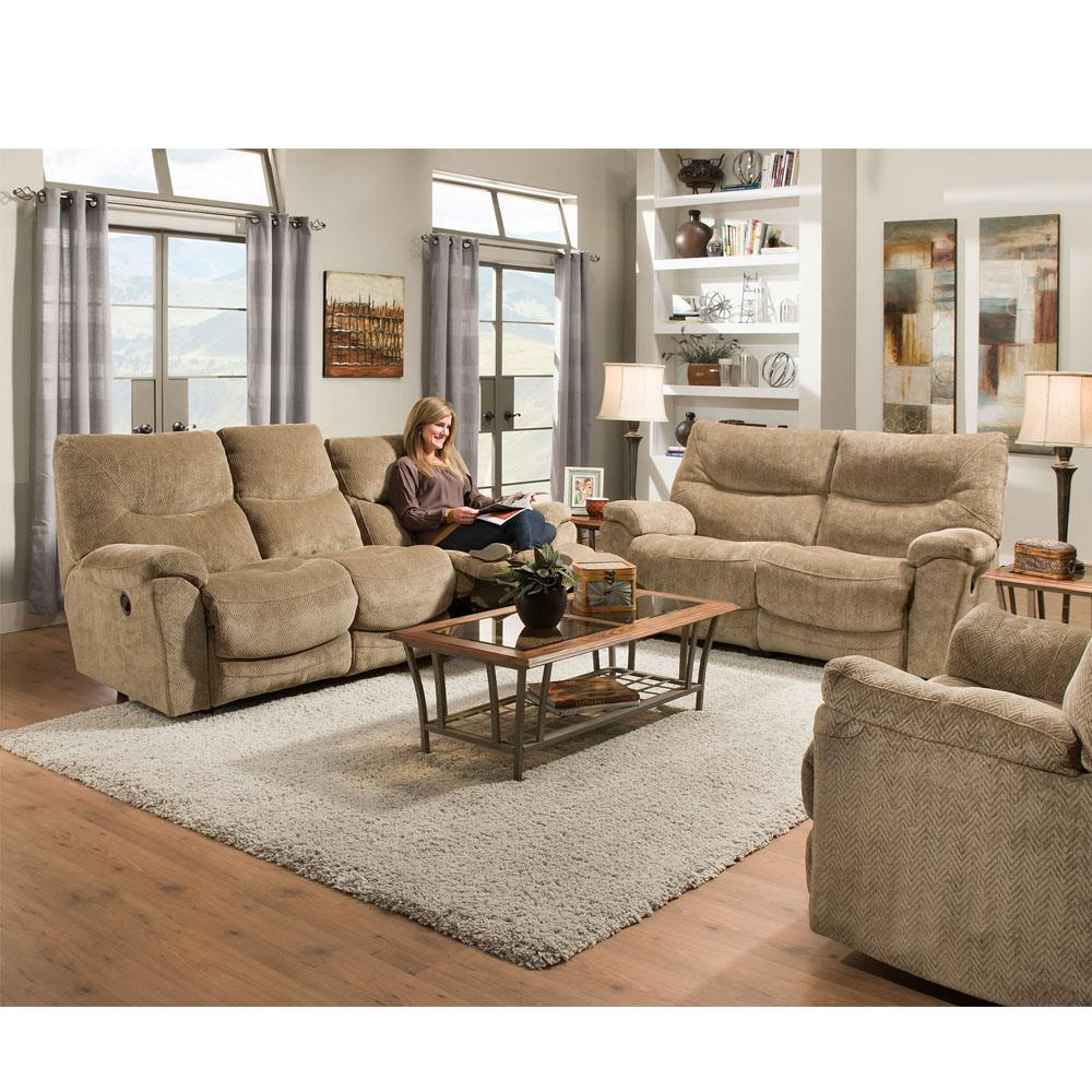 Franklin Calloway Reclining Living Room Group Olinde 39 S Furniture Reclining Living Room Groups