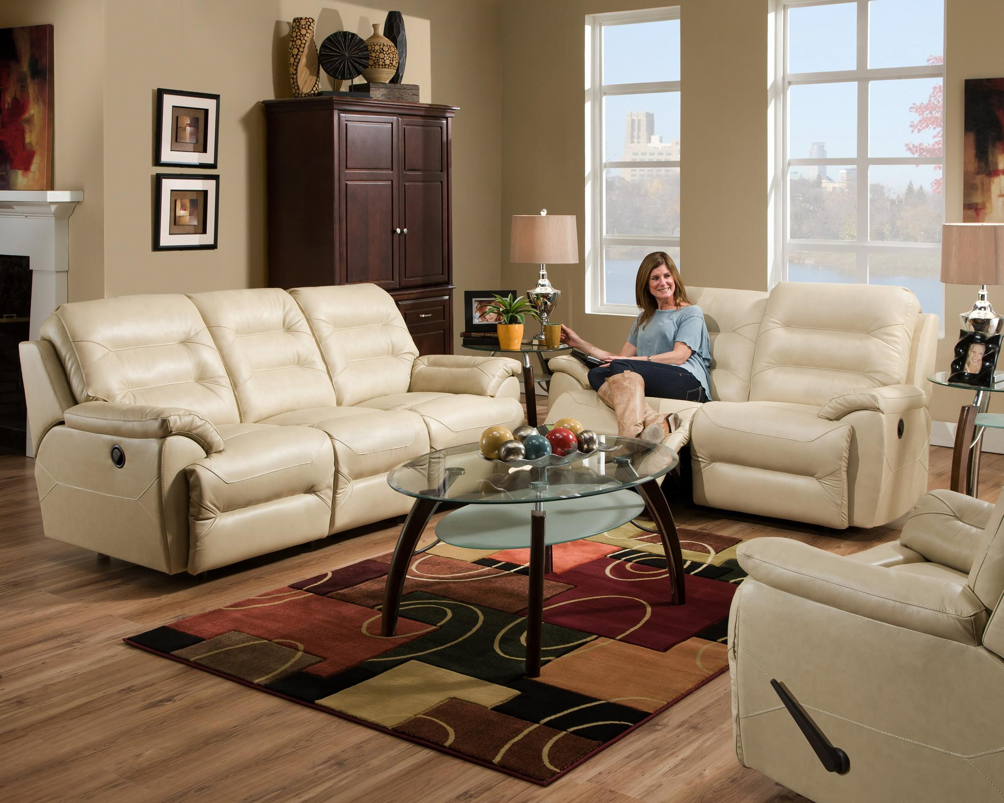 Franklin Freedom Reclining Living Room Group Olinde 39 S