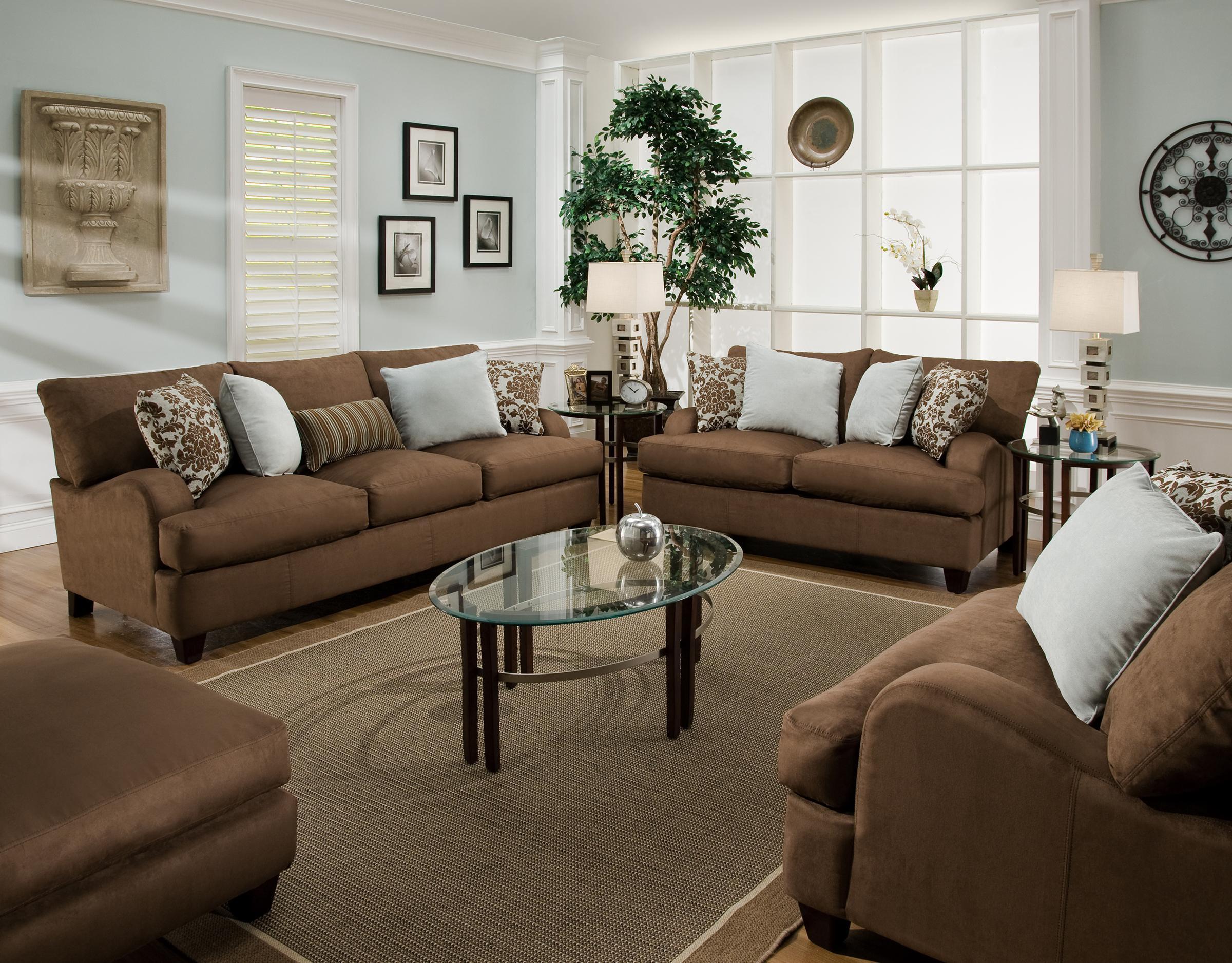Franklin Moxie Stationary Living Room Group Olinde 39 S