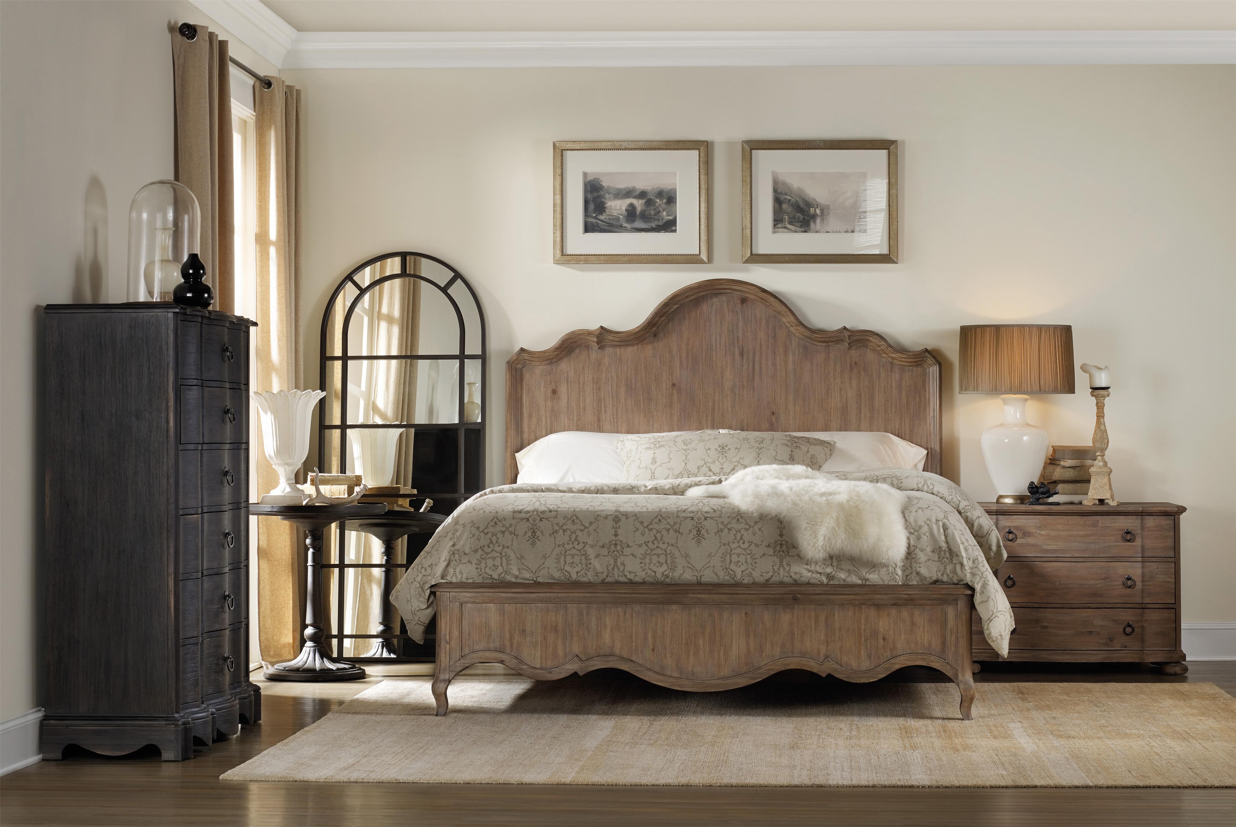 Queen Panel Bedroom Group