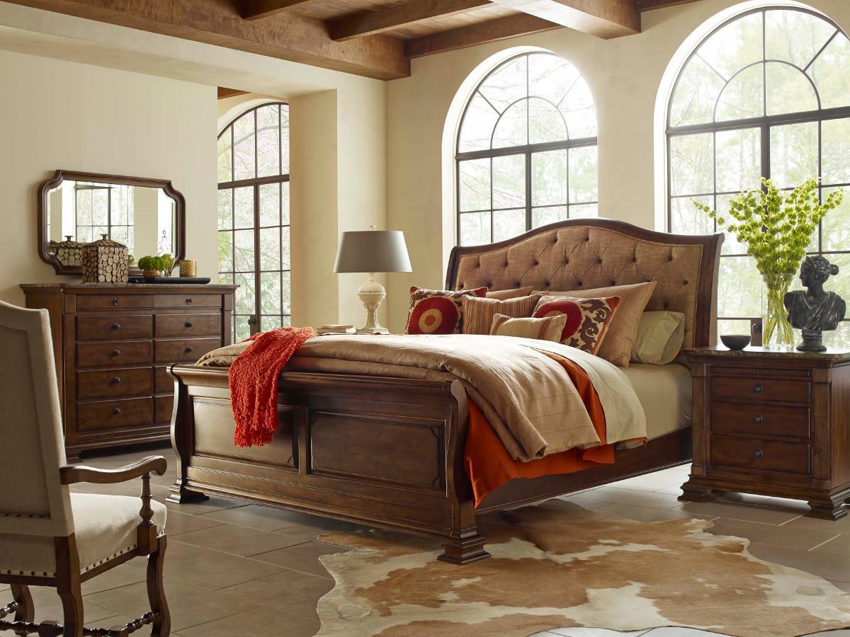 kincaid furniture portolone king bedroom group belfort furniture bedroom groups. Black Bedroom Furniture Sets. Home Design Ideas