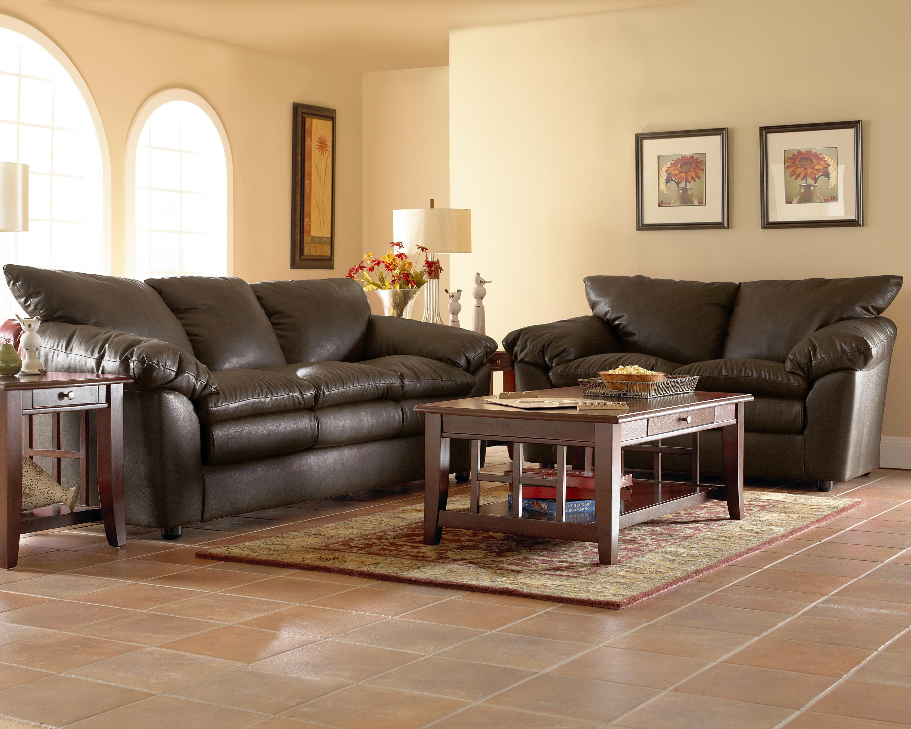 Klaussner Heights Stationary Living Room Group Olinde 39 S Furniture Upholstery Group