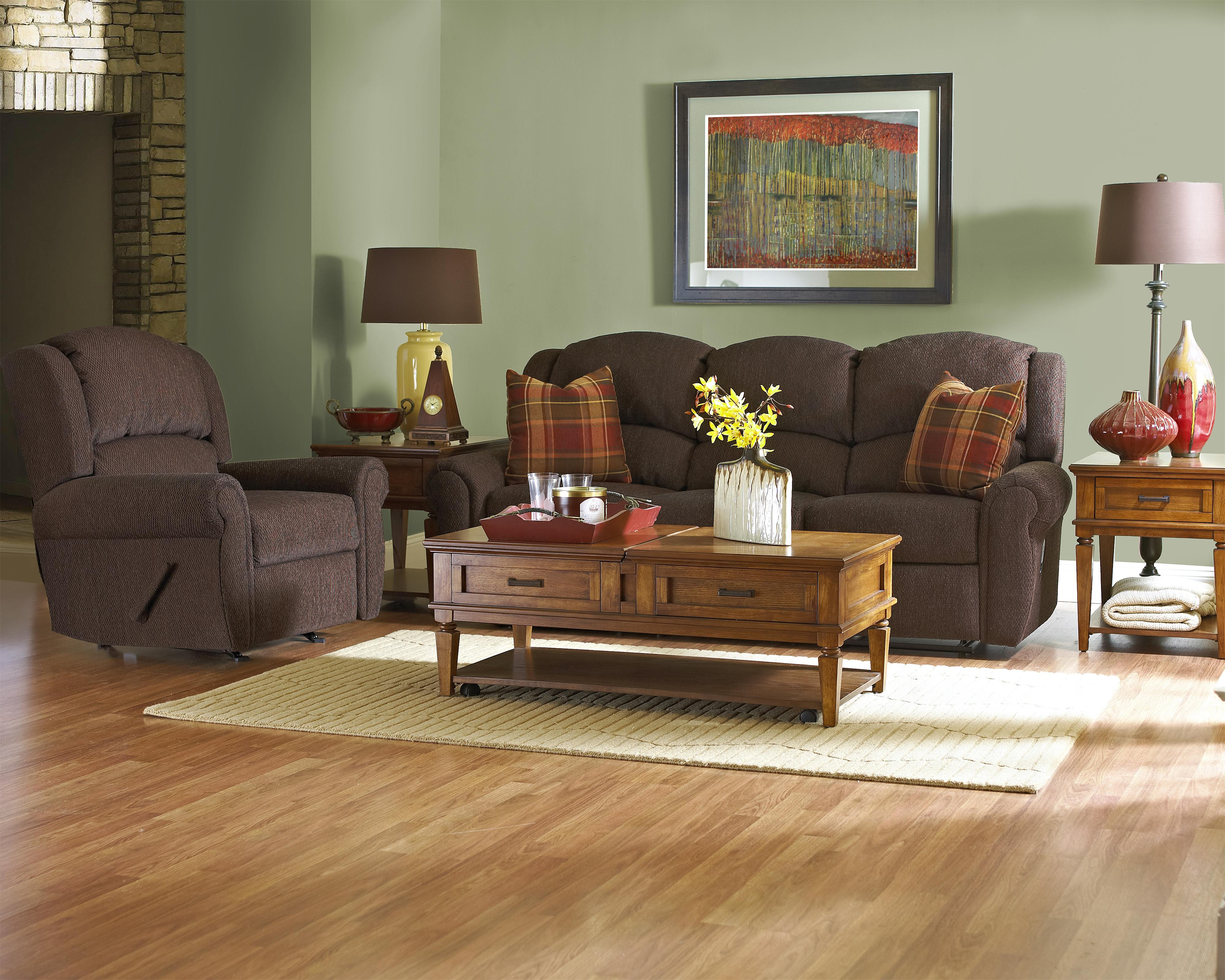 Klaussner Mcalister Reclining Living Room Group Olinde 39 S Furniture Reclining Living Room Group