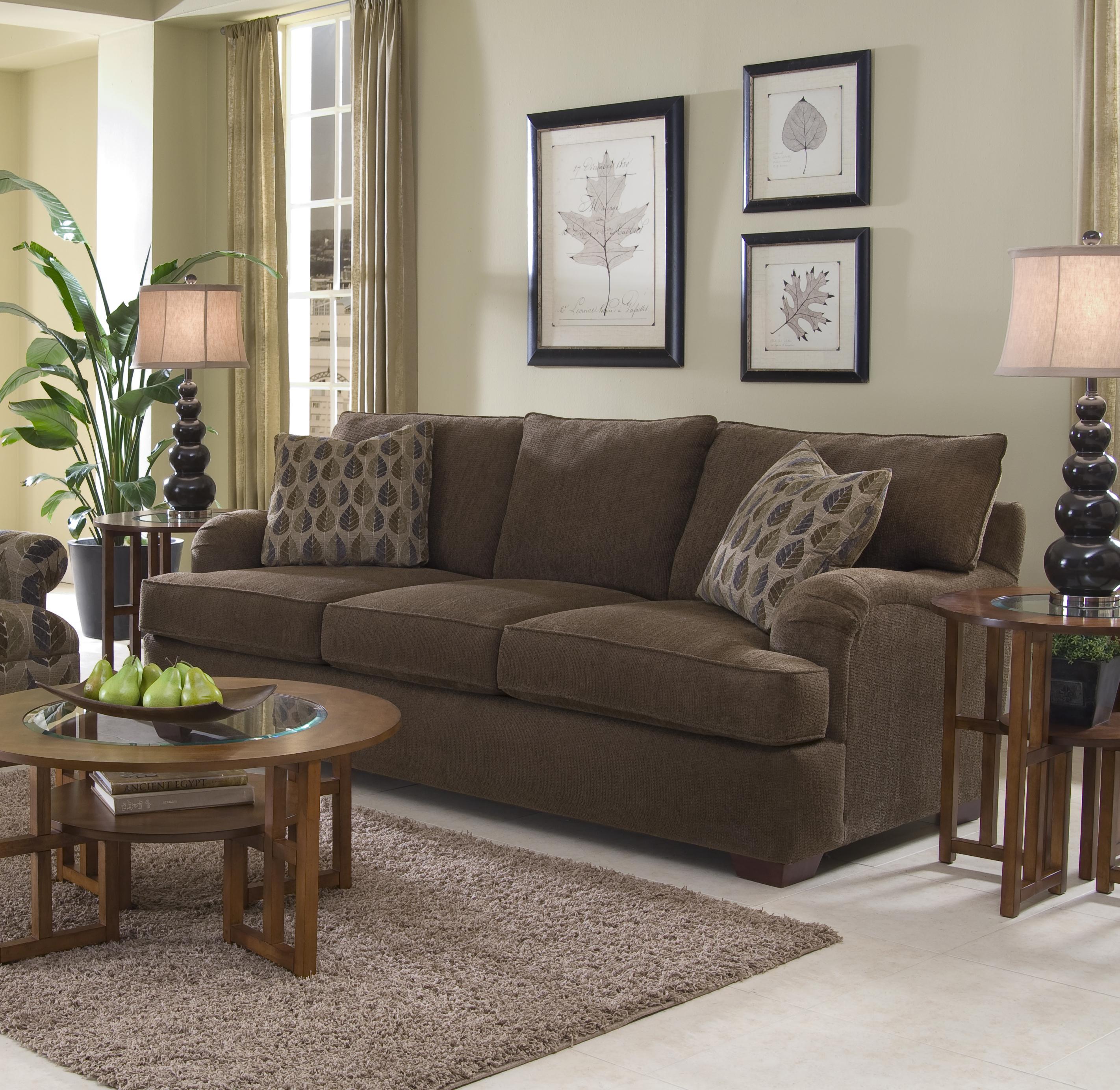 Klaussner vaughn sofa home the honoroak for Wayside furniture