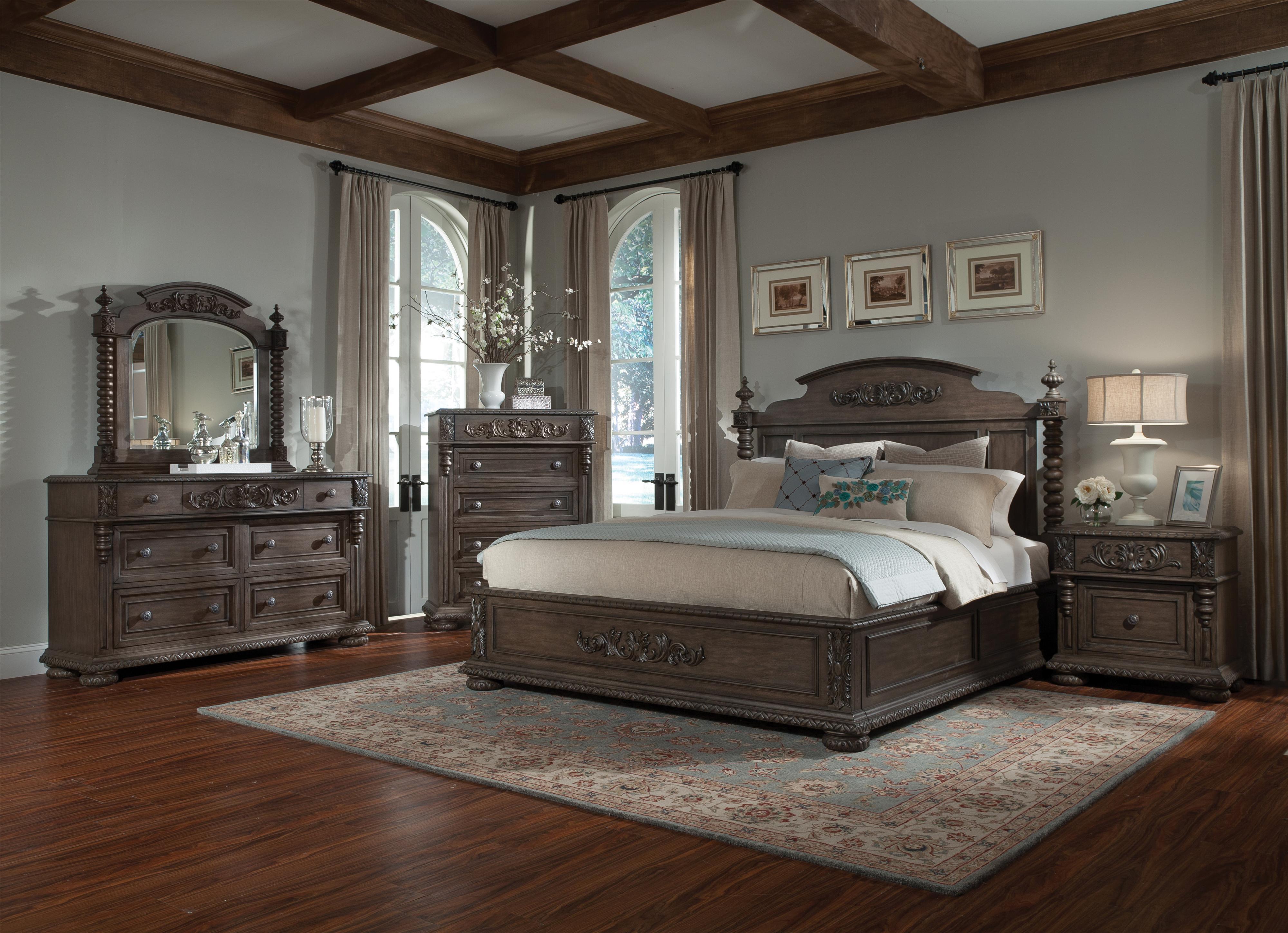 versailles queen bedroom group item number 980 q bedroom group 1