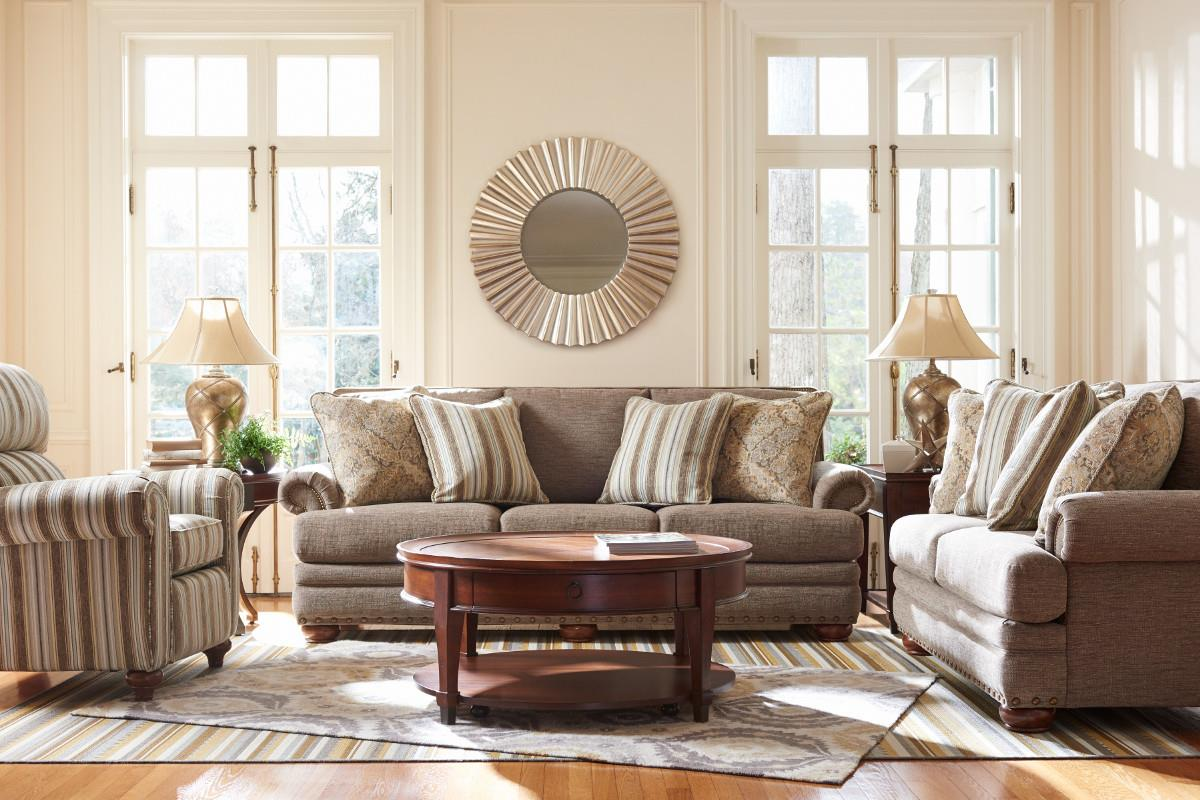 BRENNAN Stationary Living Room Group by La Z Boy