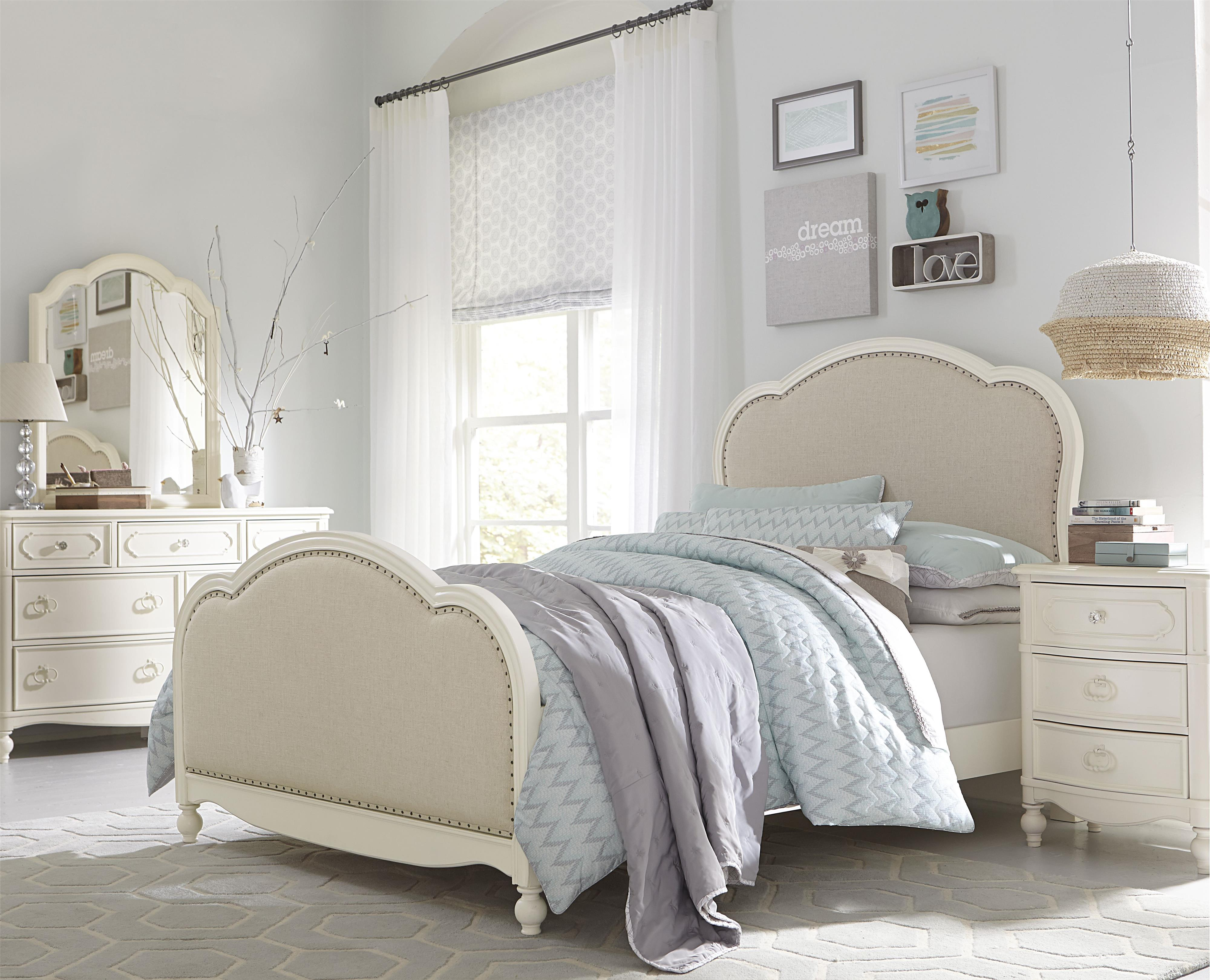 Legacy classic kids harmony full bedroom group dunk for Legacy classic bed