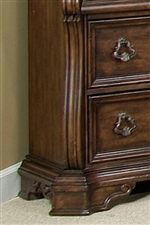 Liberty Furniture Arbor Place 575 Br Qsl Queen Traditional Sleigh Bed Great American Home