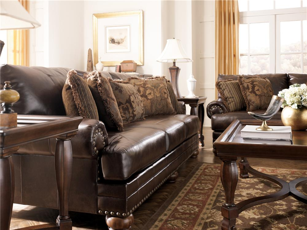 Chaling Durablend Antique 99200 By Signature Design By Ashley Del Sol Furniture