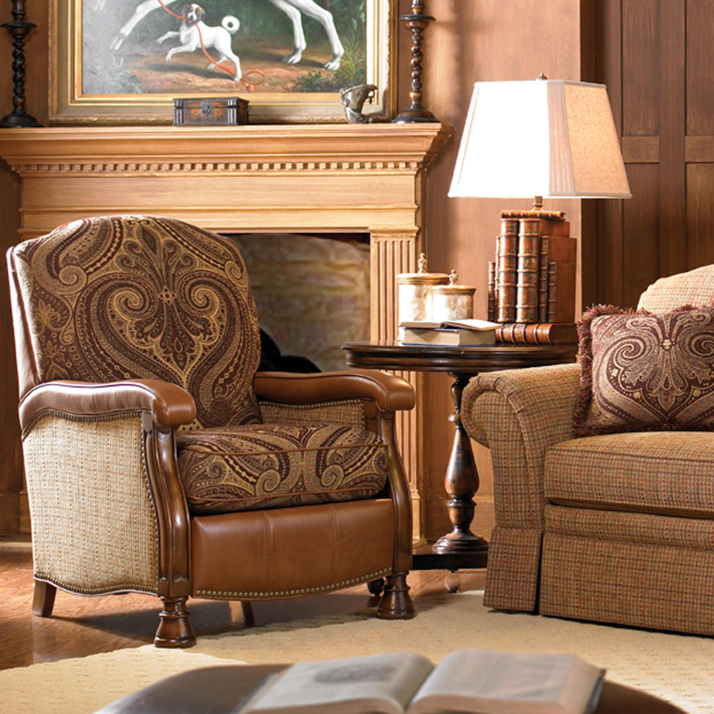Recliners Fabric By Motioncraft By Sherrill Baer S