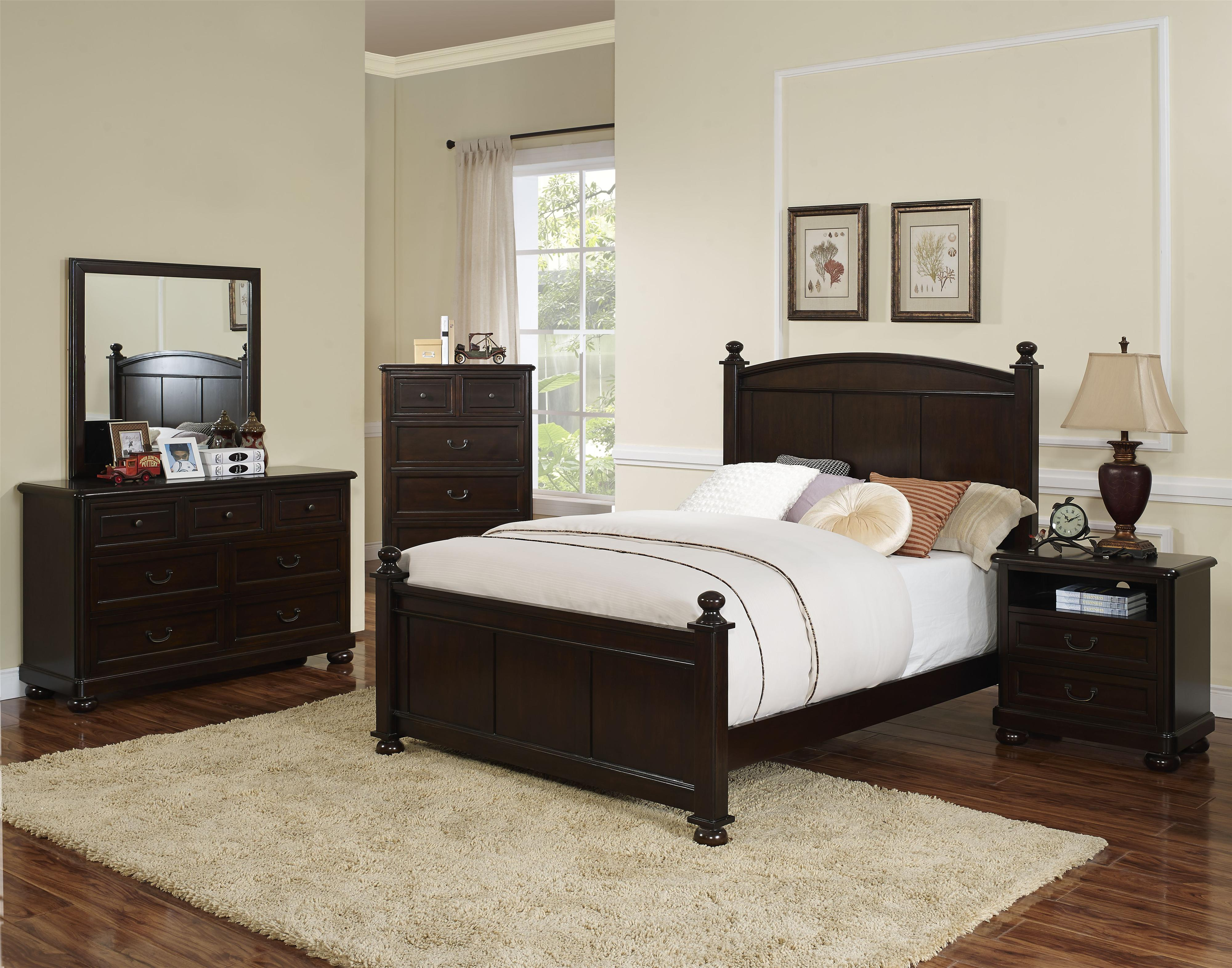 New Classic Canyon Ridge Twin Bedroom Group Dream Home Furniture Bedroom Group