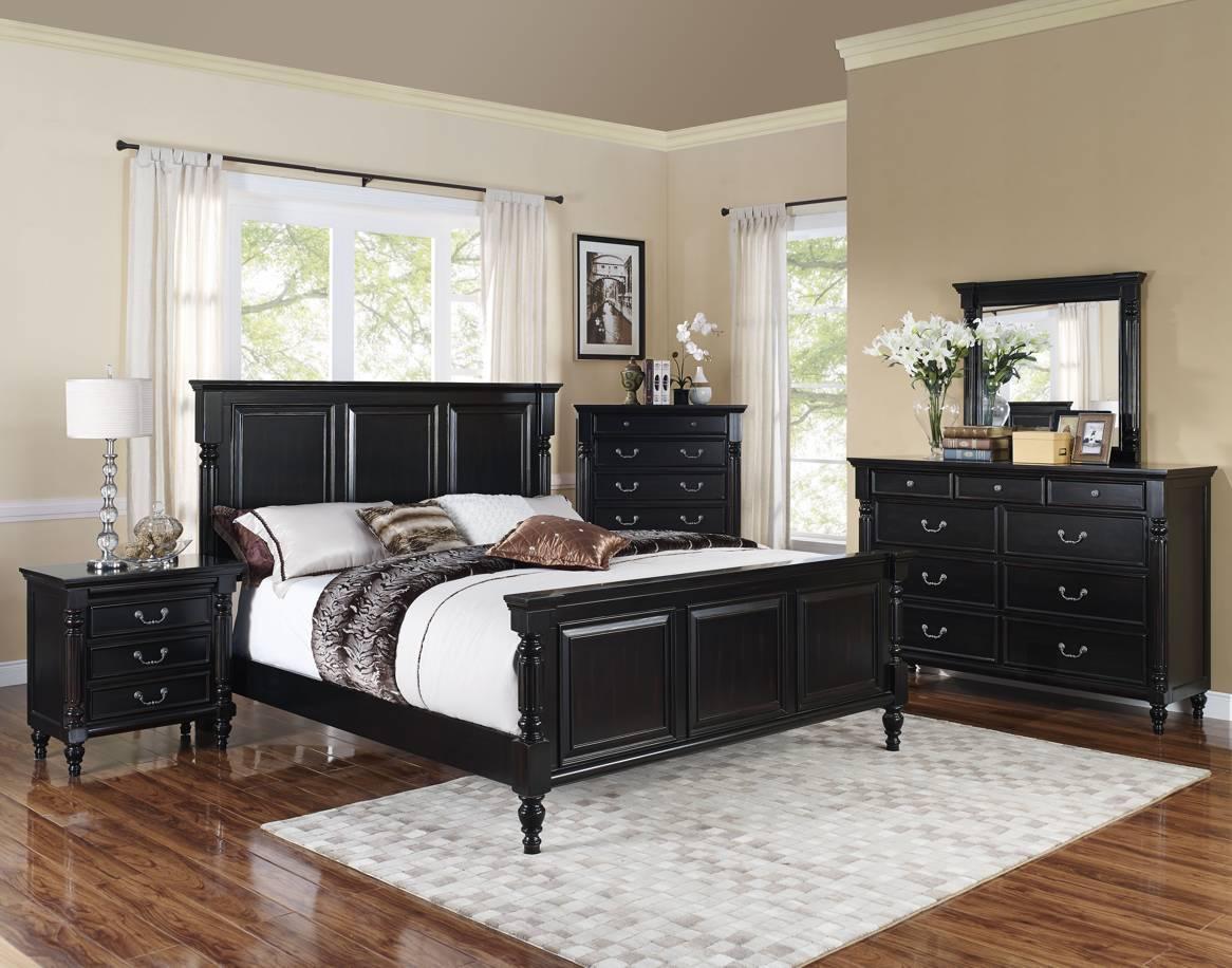 New Classic Martinique Bedroom Queen Bedroom Group Del