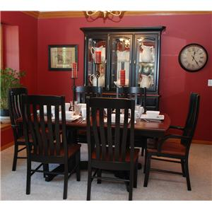 dining side chairs mueller furniture dining side chair st louis