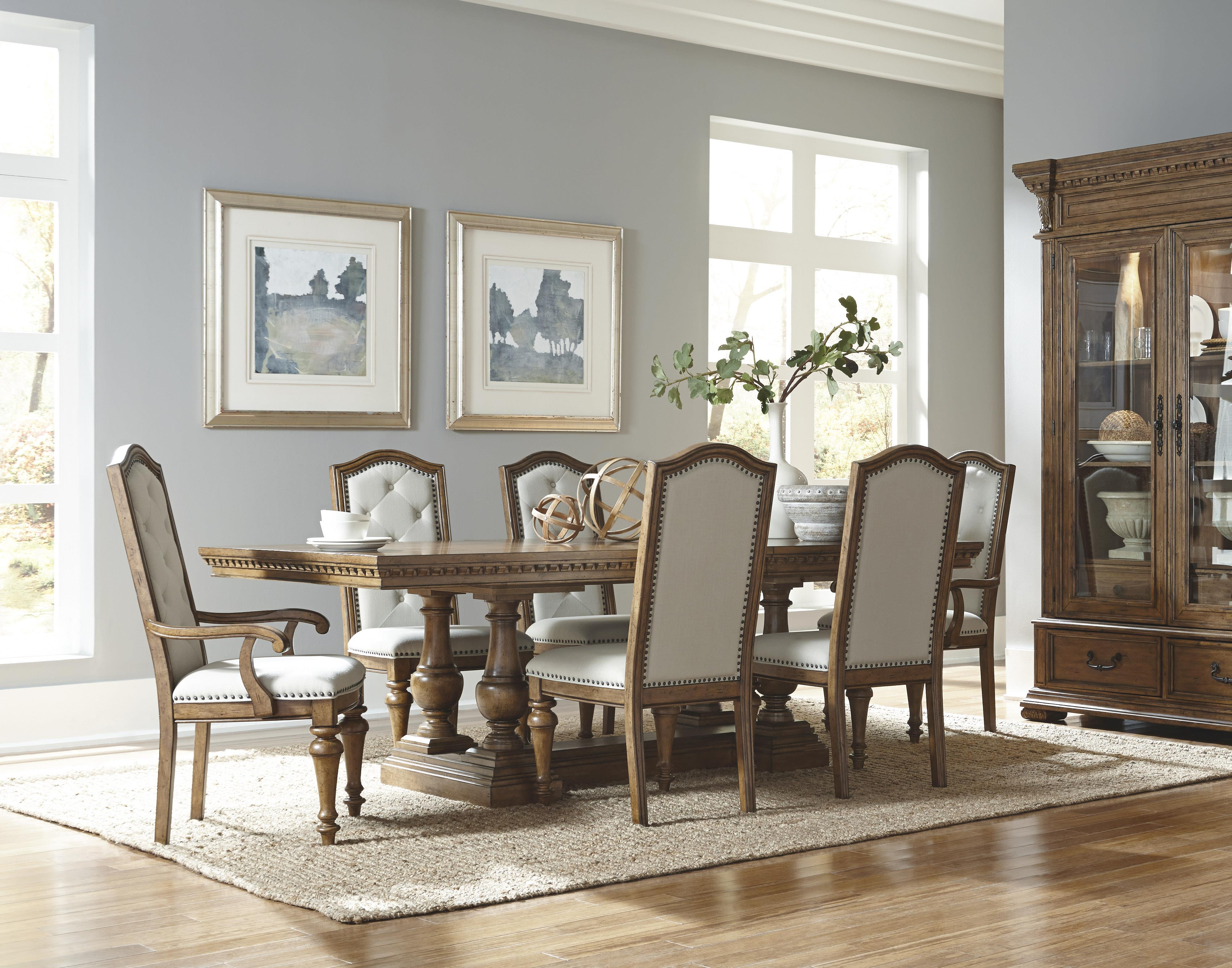 Pulaski Furniture Stratton Formal Dining Room Group Royal Furniture Forma