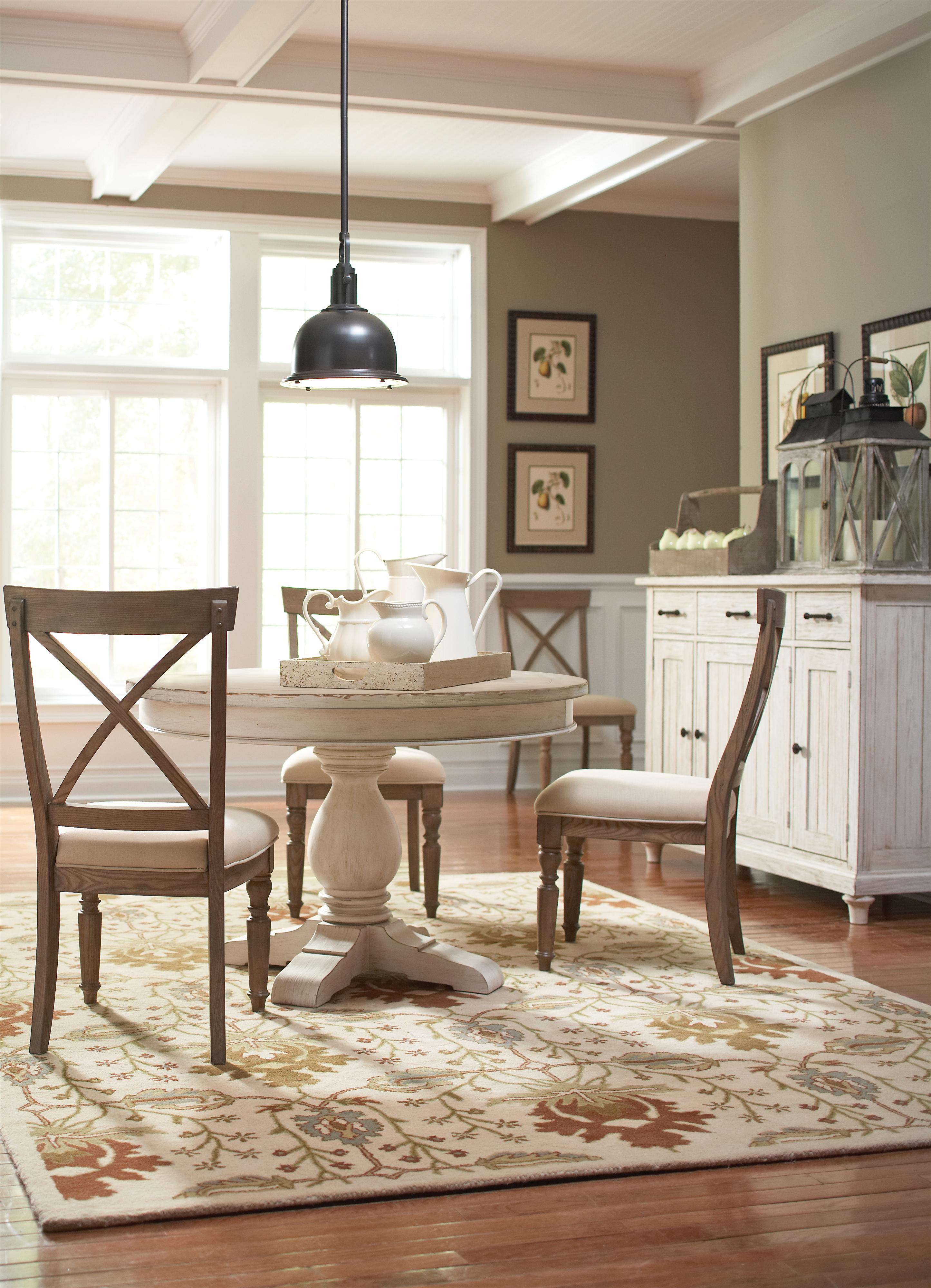 Price Of Aberdeen Dining Room Group By Riverside Furniture