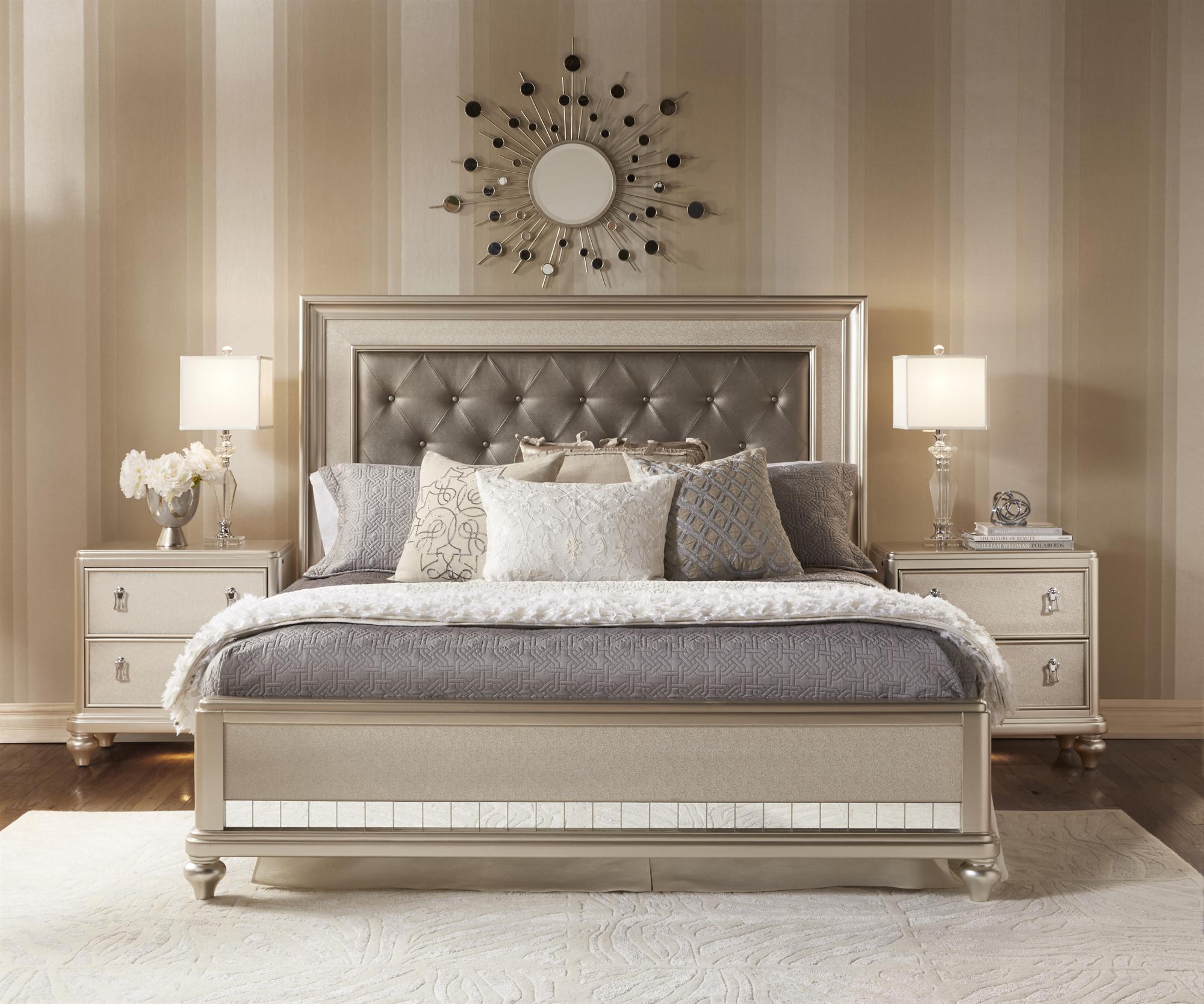 Samuel Lawrence Diva King Bedroom Group Ivan Smith