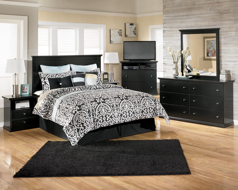 Signature Design By Ashley Maribel King Bedroom Group Wayside Furniture B