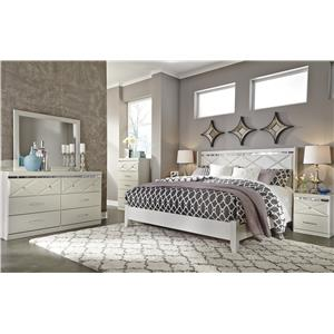 Signature Design By Ashley Dreamur King Bedroom Group