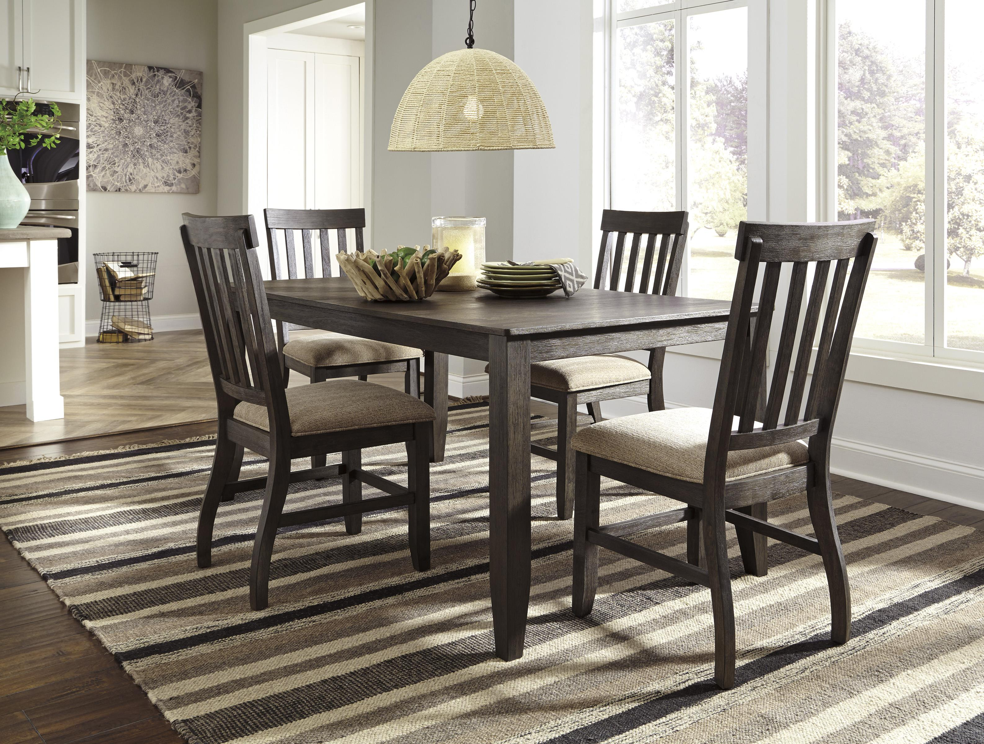 Grayish Brown Dining Table Dining Room Ideas