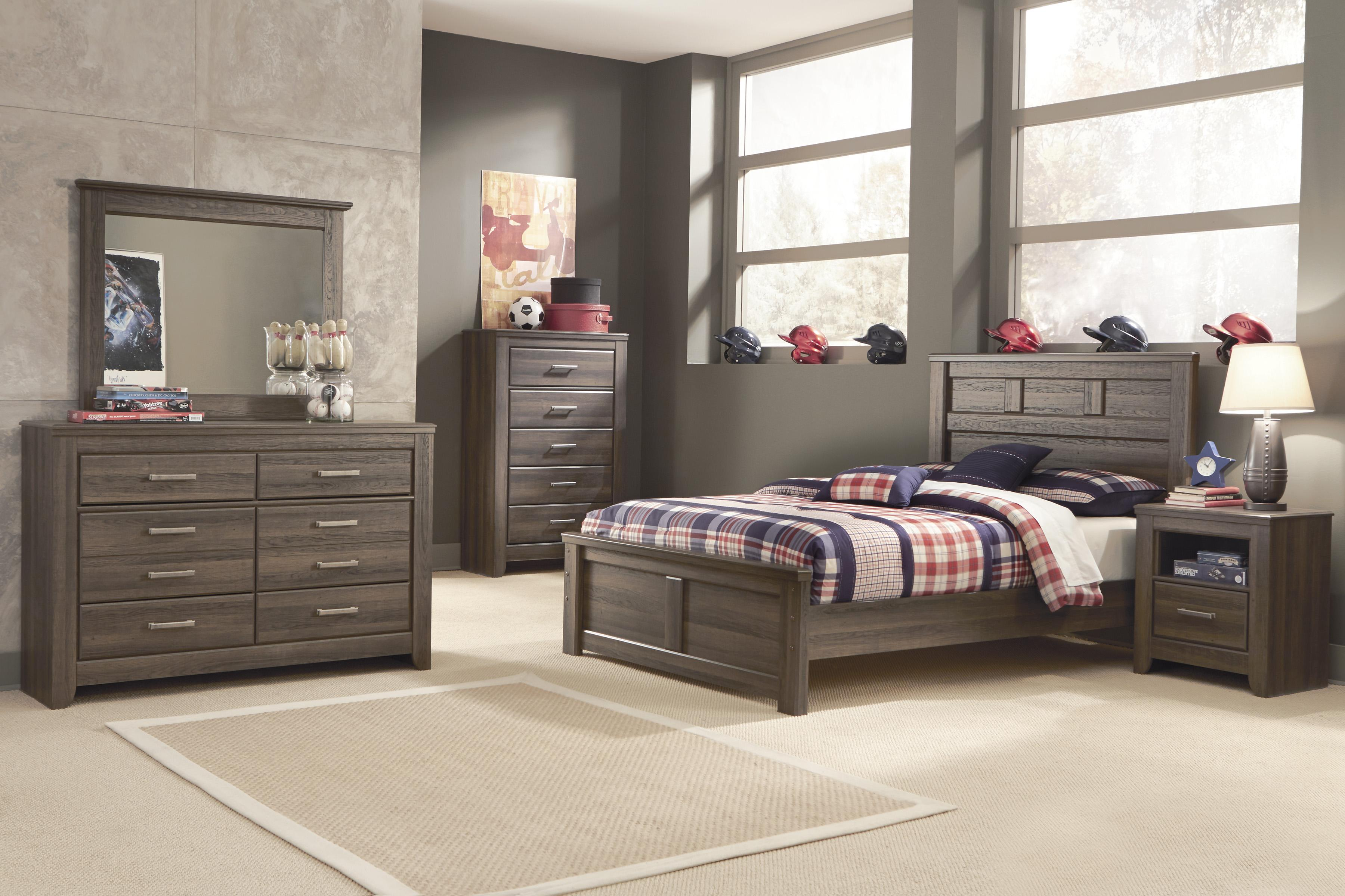 signature design by ashley juararo full bedroom group royal furniture bedroom groups. Black Bedroom Furniture Sets. Home Design Ideas