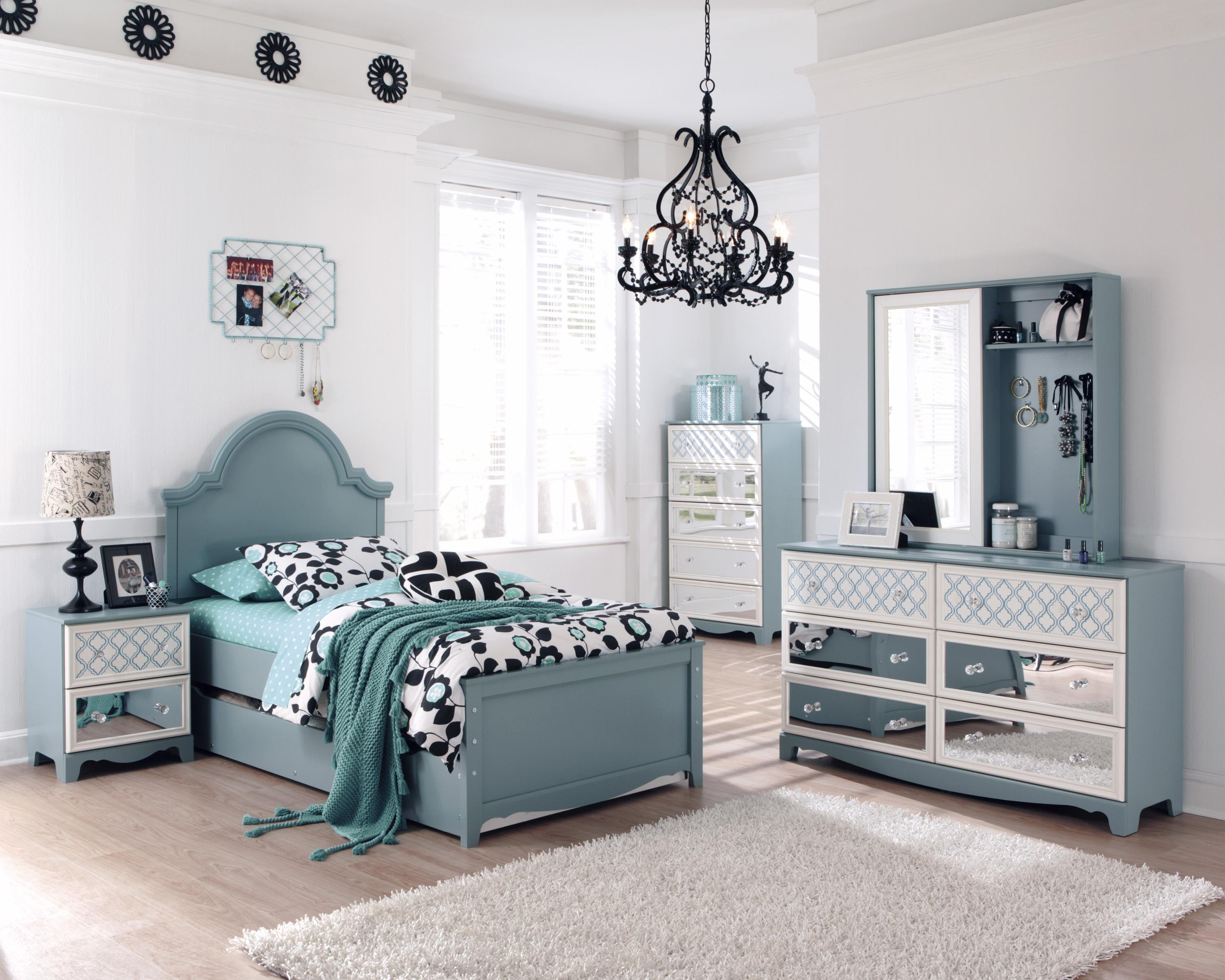 Signature Design By Ashley Furniture Mivara Bedroom Mirror With